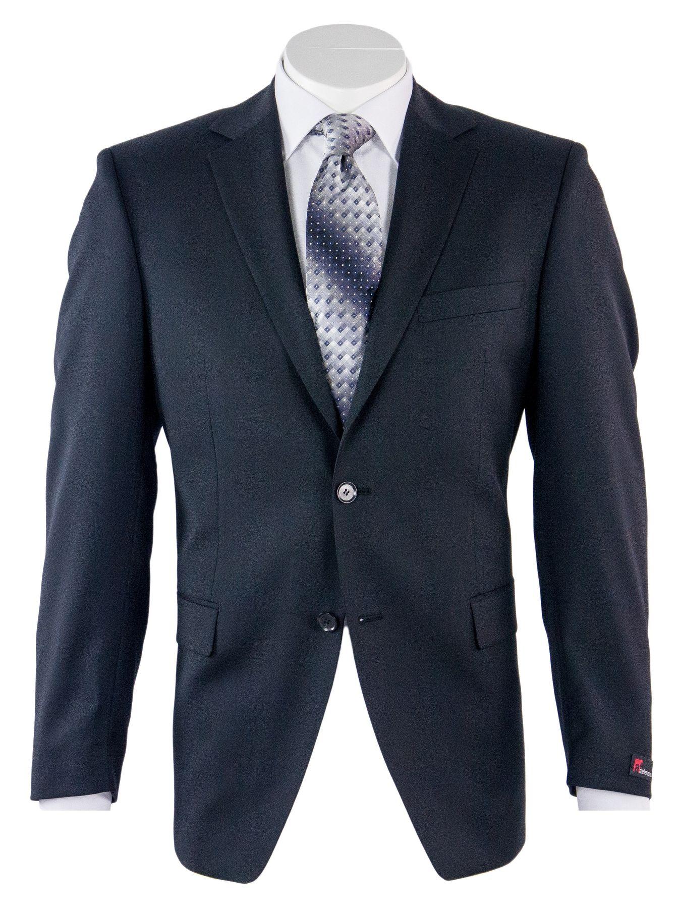 Atelier Torino - Modern Fit - Herren Baukasten Anzug aus reiner Schurwolle, Weber: Marzotto, Roma SS/Aldo (07044) – Bild 14