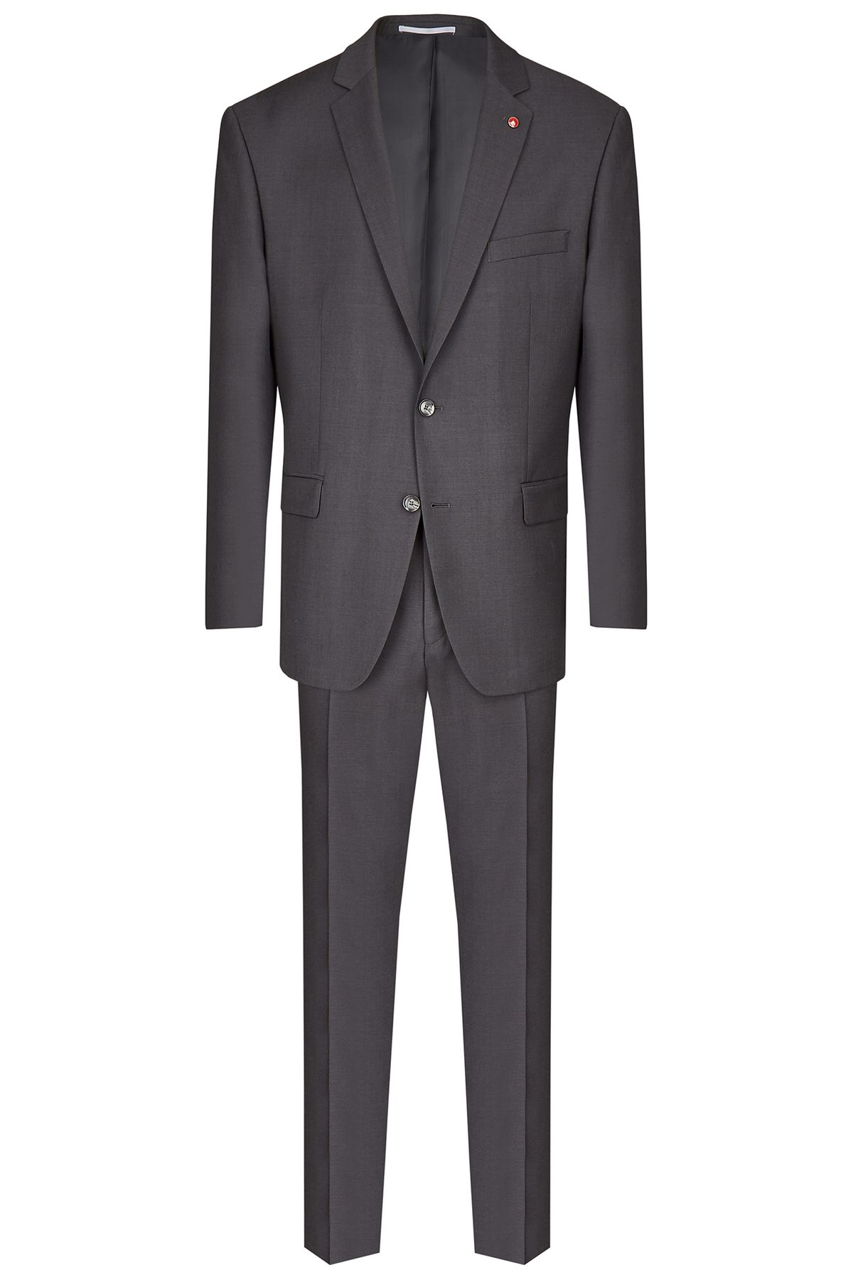 Atelier Torino - Modern Fit - Herren Baukasten Anzug aus reiner Schurwolle, Weber: Marzotto, Roma SS/Aldo (07044) – Bild 2
