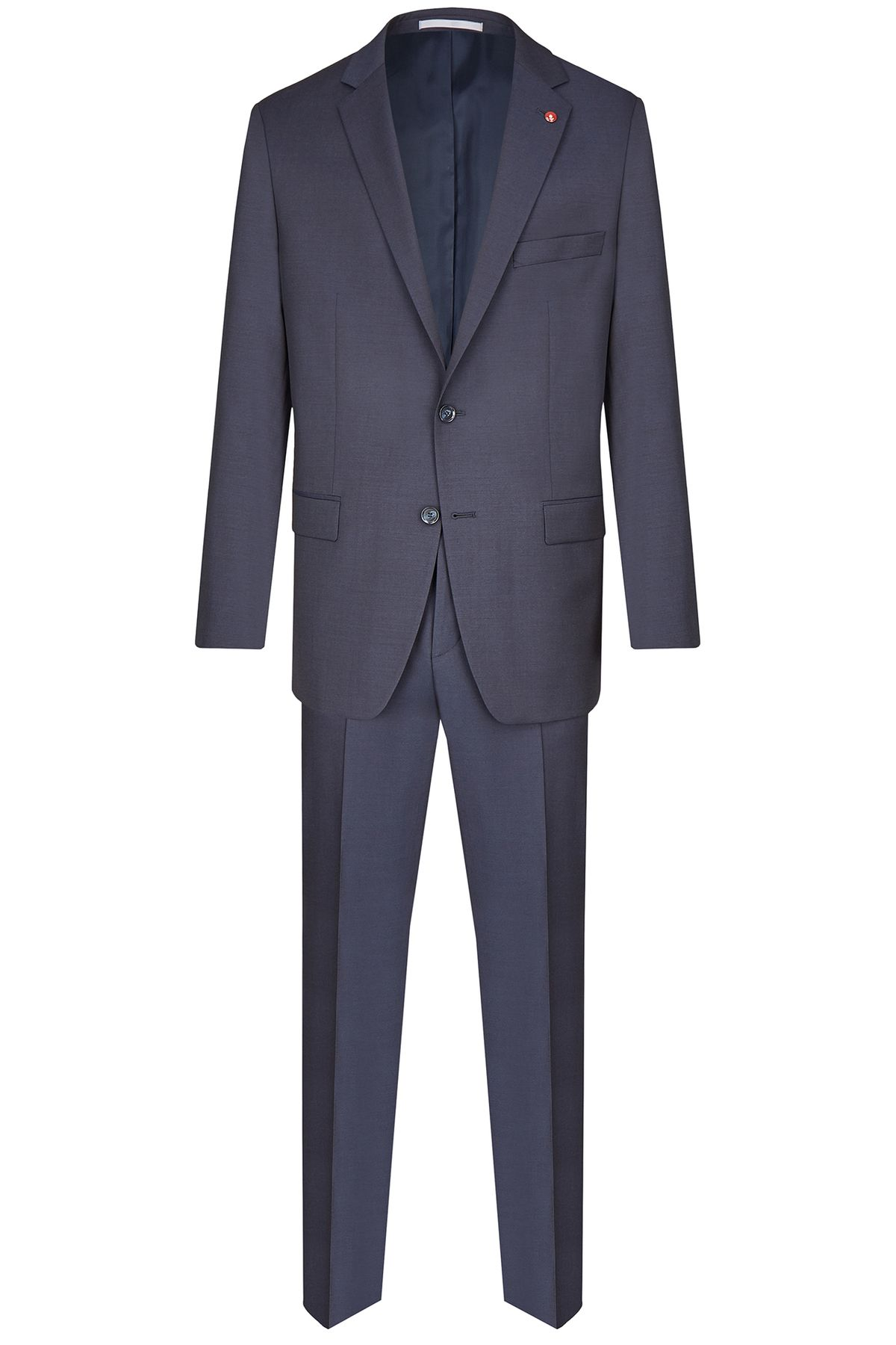 Atelier Torino - Modern Fit - Herren Baukasten Anzug aus reiner Schurwolle, Weber: Marzotto, Roma SS/Aldo (07044) – Bild 4
