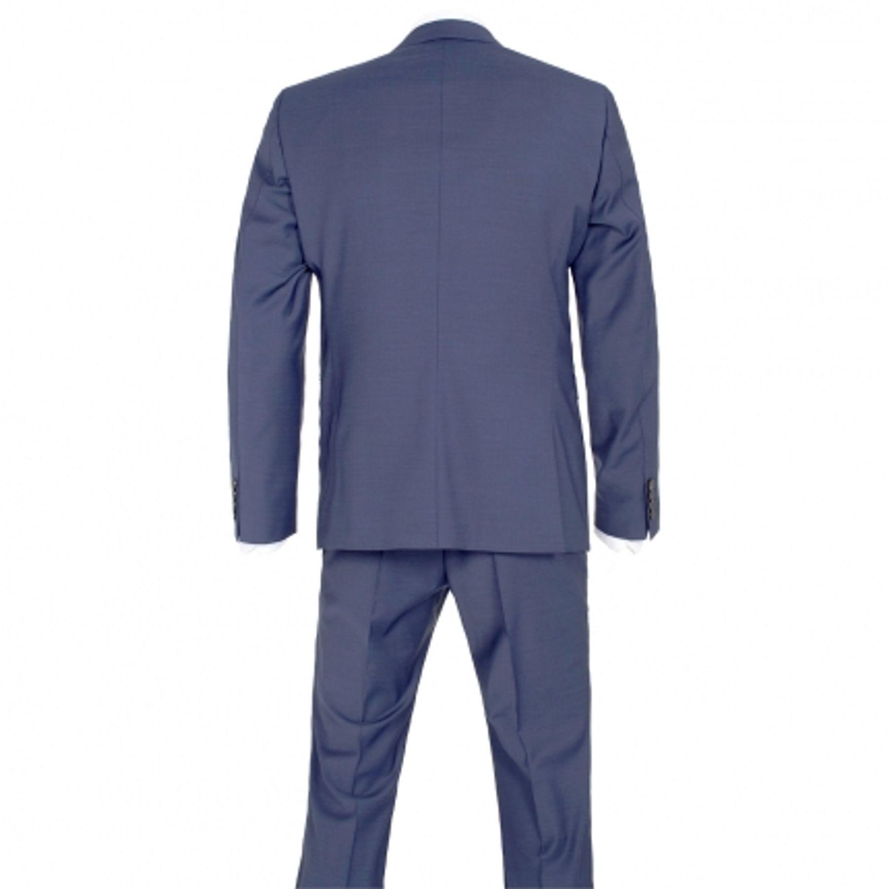 Benvenuto Purple - Slim Fit - Herren Baukasten Sakko für Jungen Trend-Anzug mit sehr schlankem Schnitt in verschiedenen Farben, Adonis (20657, Modell: 61283) – Bild 11