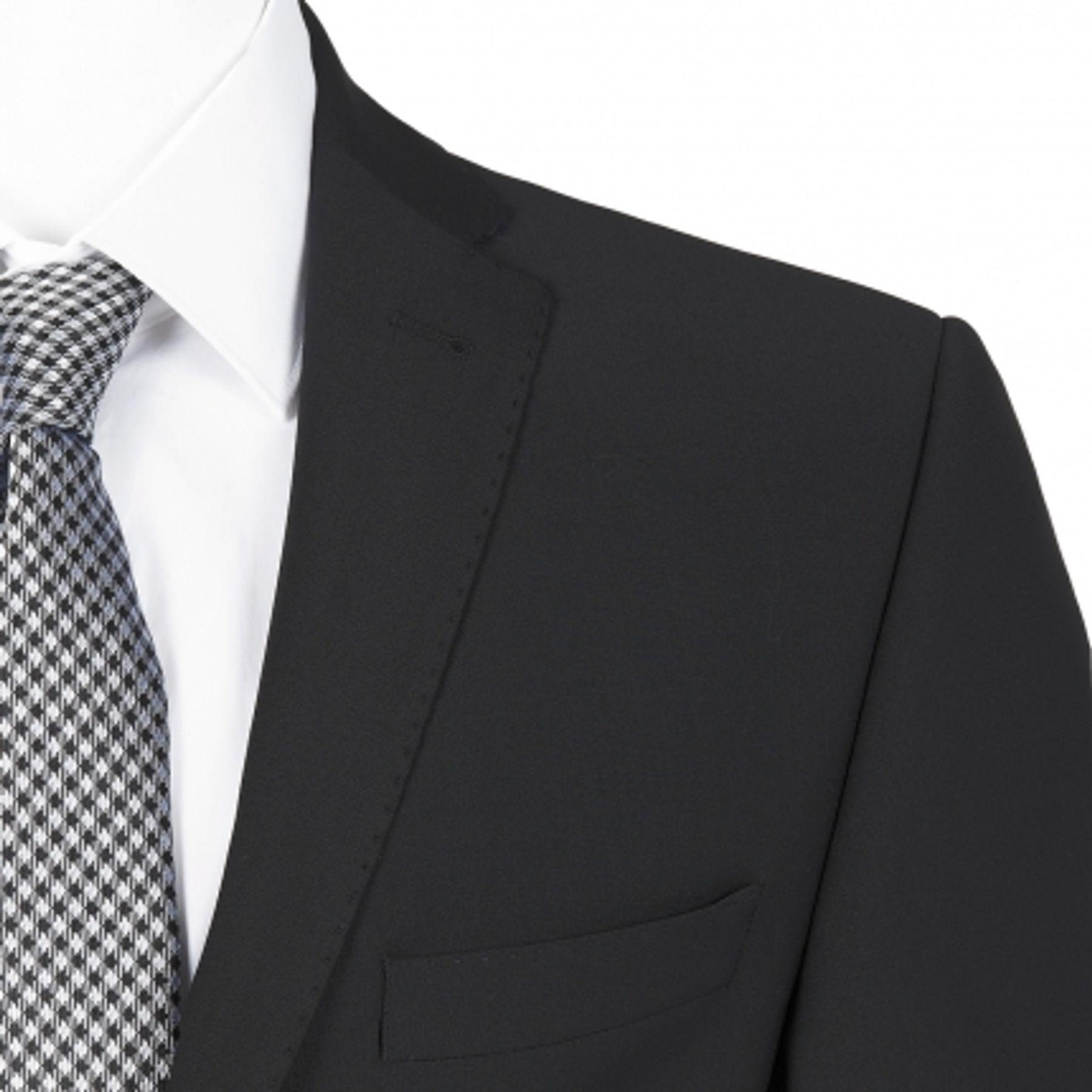 Benvenuto Purple - Slim Fit - Herren Baukasten Sakko für Jungen Trend-Anzug mit sehr schlankem Schnitt in verschiedenen Farben, Adonis (20657, Modell: 61283) – Bild 2