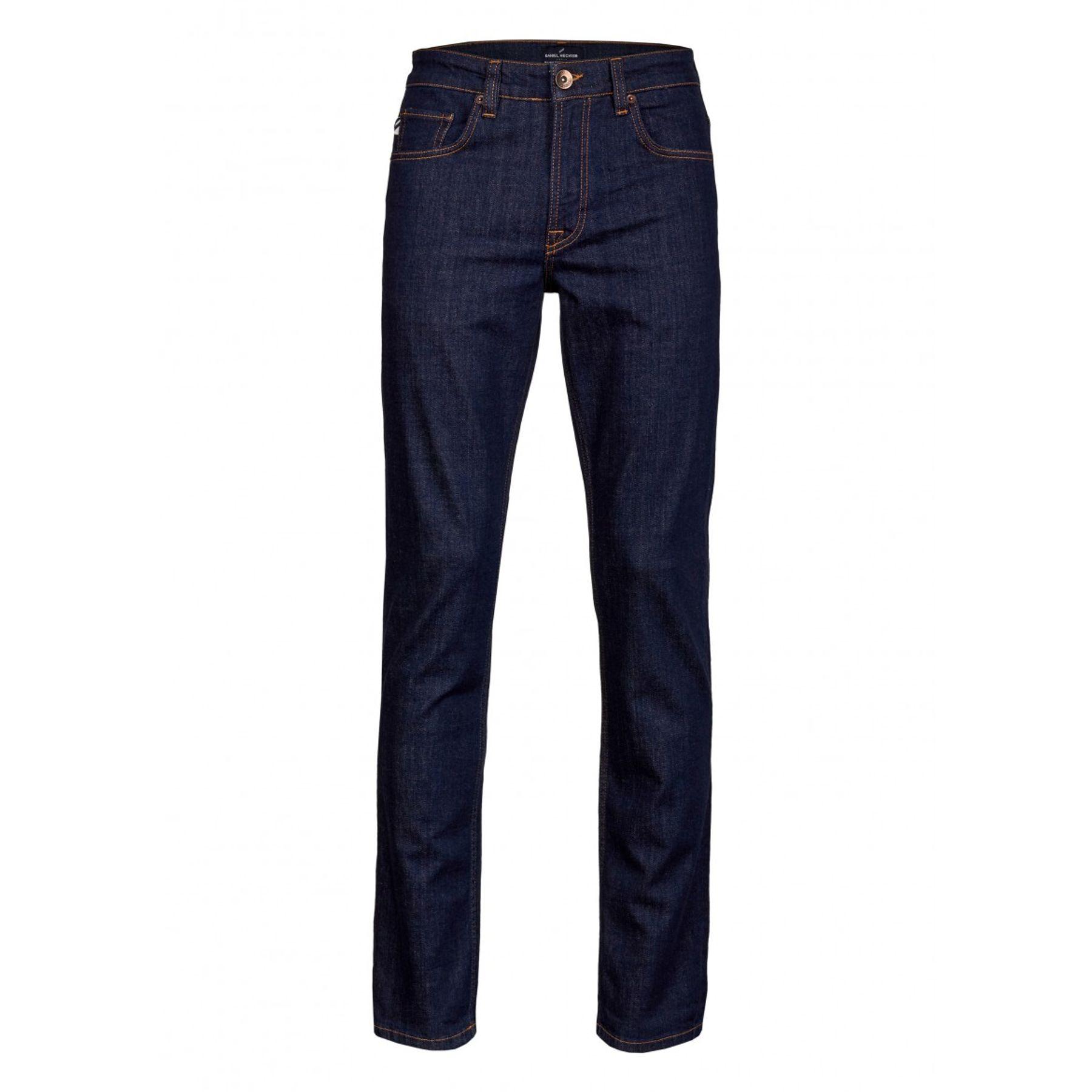 Daniel Hechter - Regular Comfort Fit - Herren 5-Pocket Jeans in Blau oder Dunkelblau (100350) – Bild 1