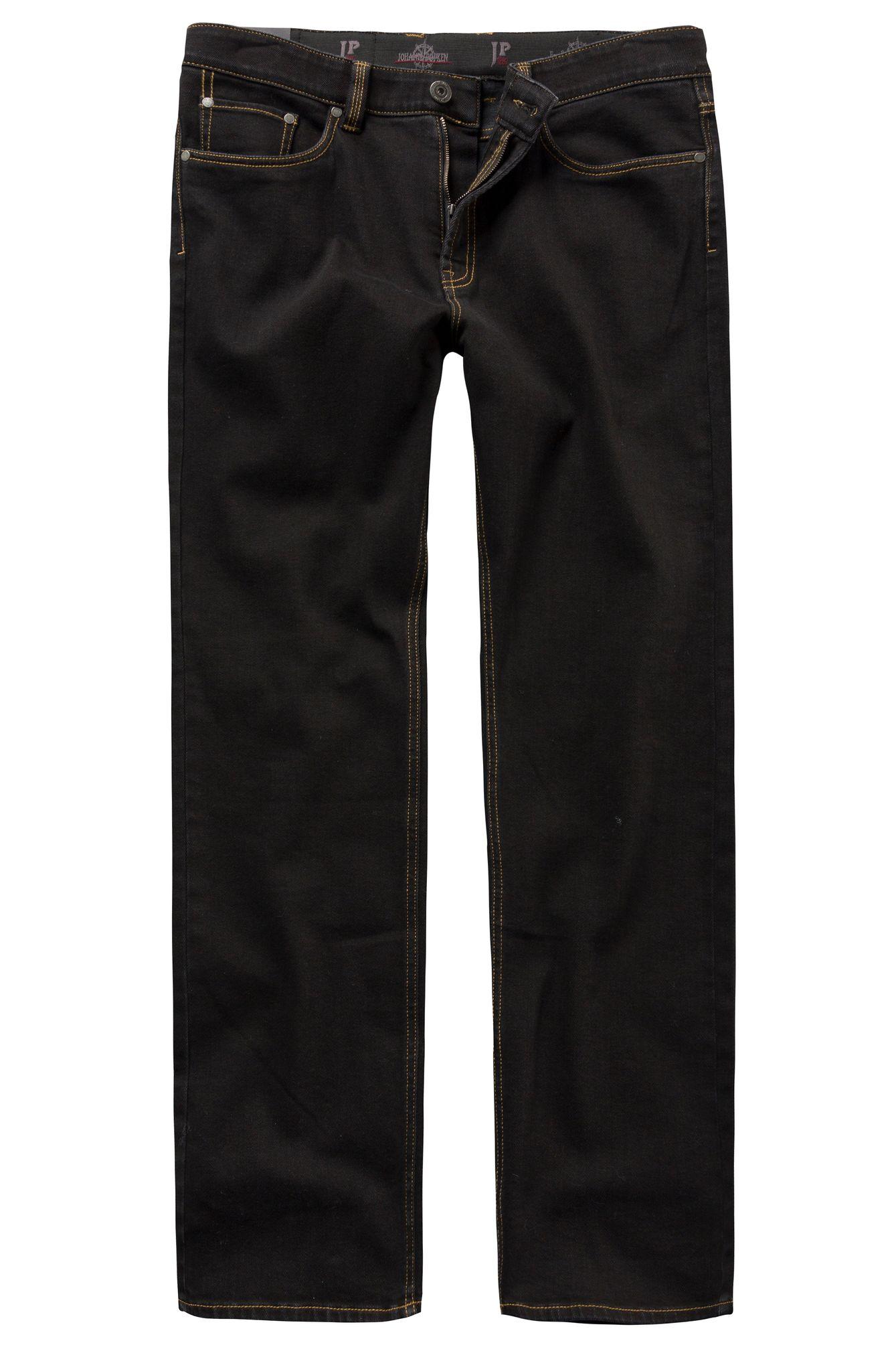 neues Design Räumungspreis genießen elegant und anmutig J. Popken - Regular Fit - Herren Jeans, 5-Pocket mit Denim-Stretch in den  Größen Untersetzt und Normal in Schwarz (Artikel: 70806811 Artikel:  70806711 ...