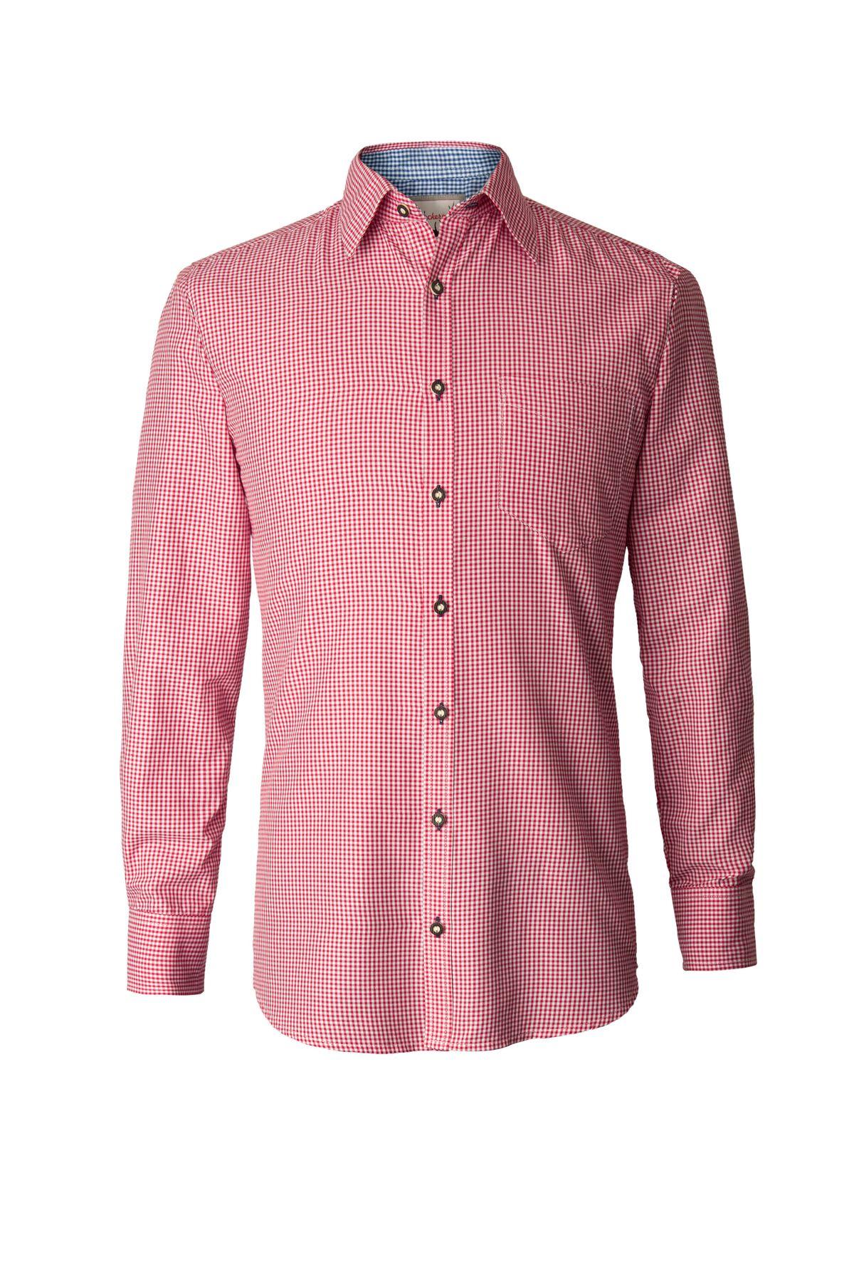 Stockerpoint - Herren Trachtenhemd,Dave2 – Bild 6