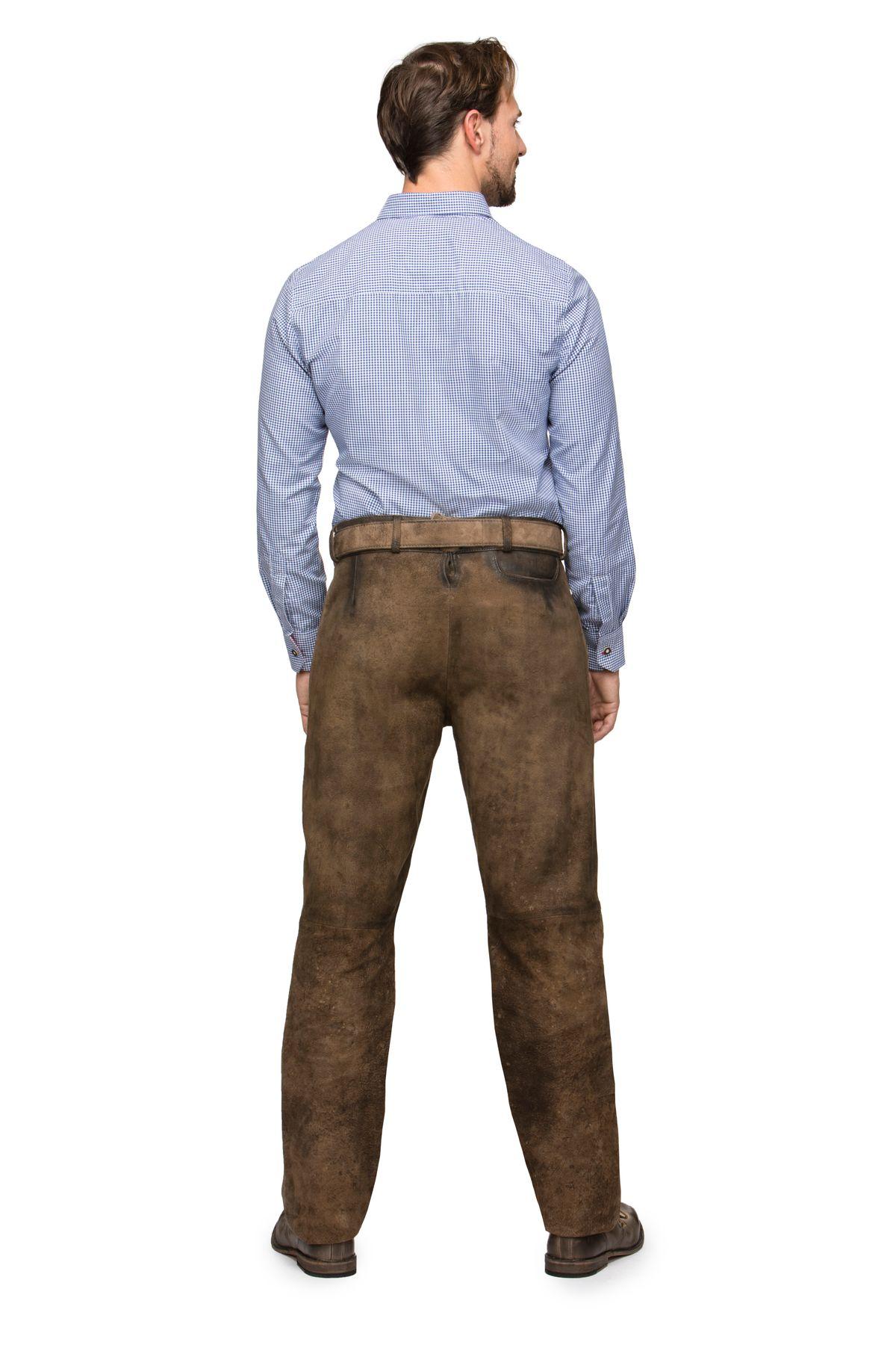 Stockerpoint - Herren Trachtenhemd,Dave2 – Bild 14