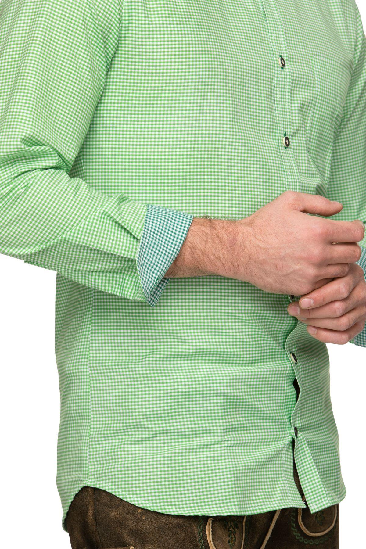 Stockerpoint - Herren Trachtenhemd,Dave2 – Bild 1