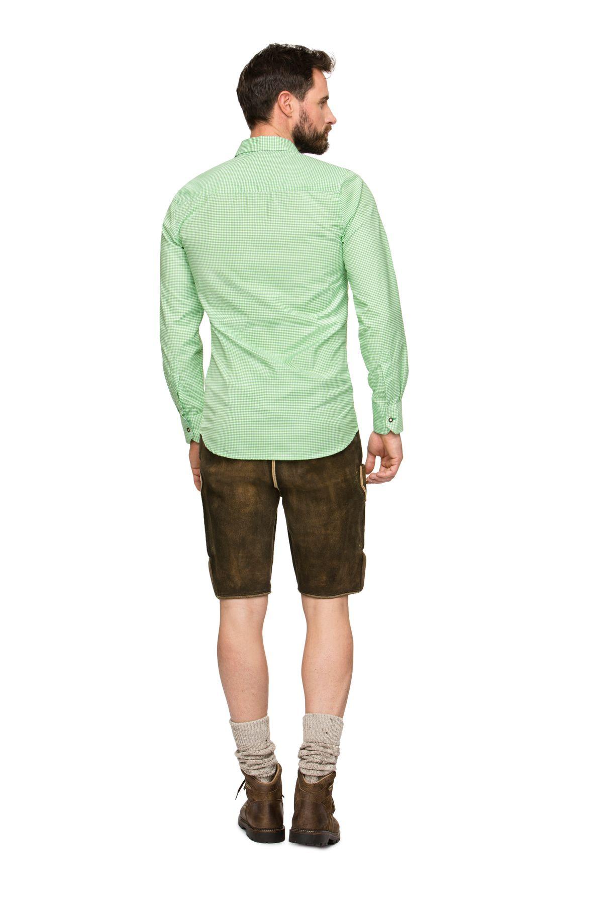 Stockerpoint - Herren Trachtenhemd,Dave2 – Bild 2