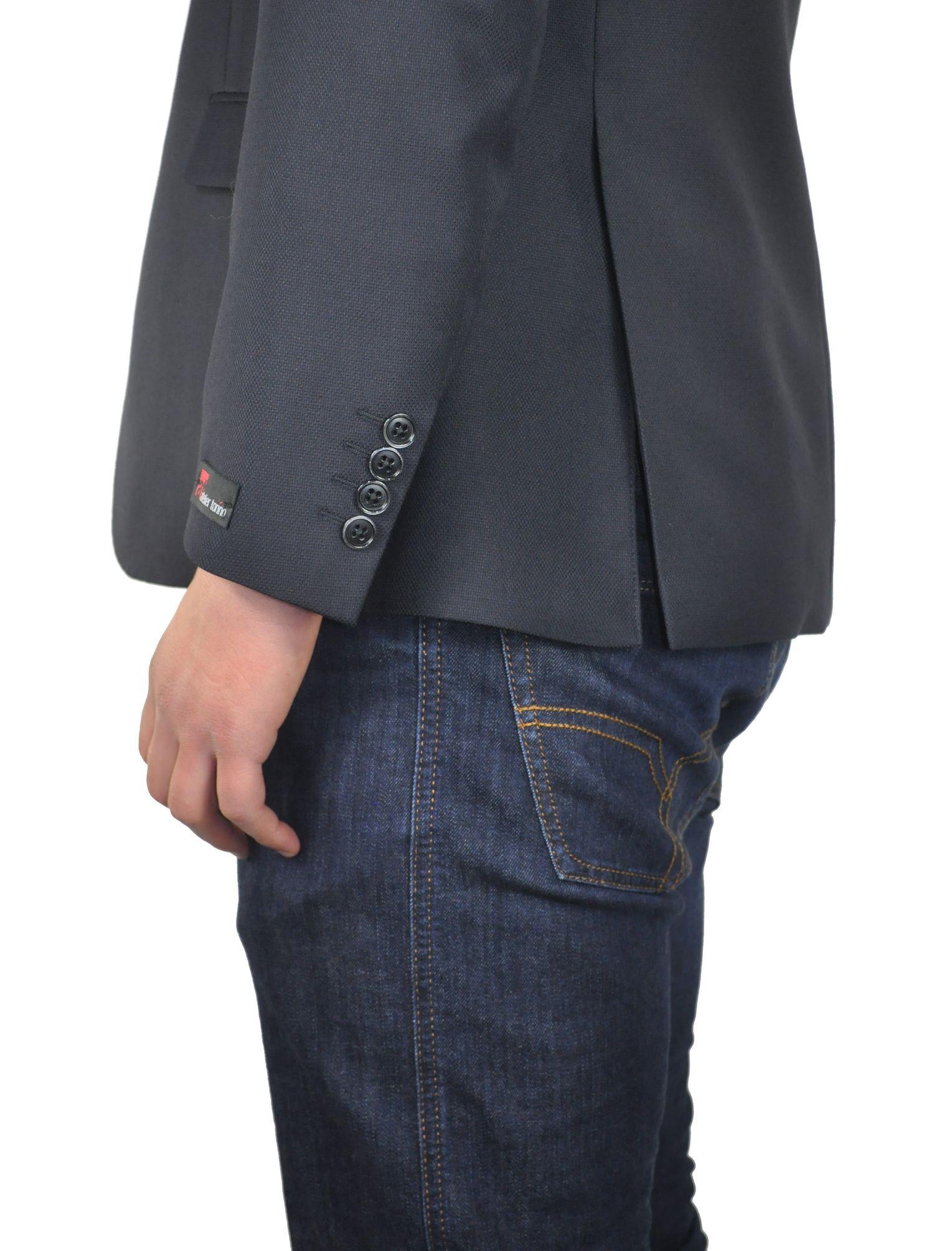3628f94b8392 Atelier Torino - Modern Fit - Herren Blazer in Dunkelblau, Romas SS (841200)