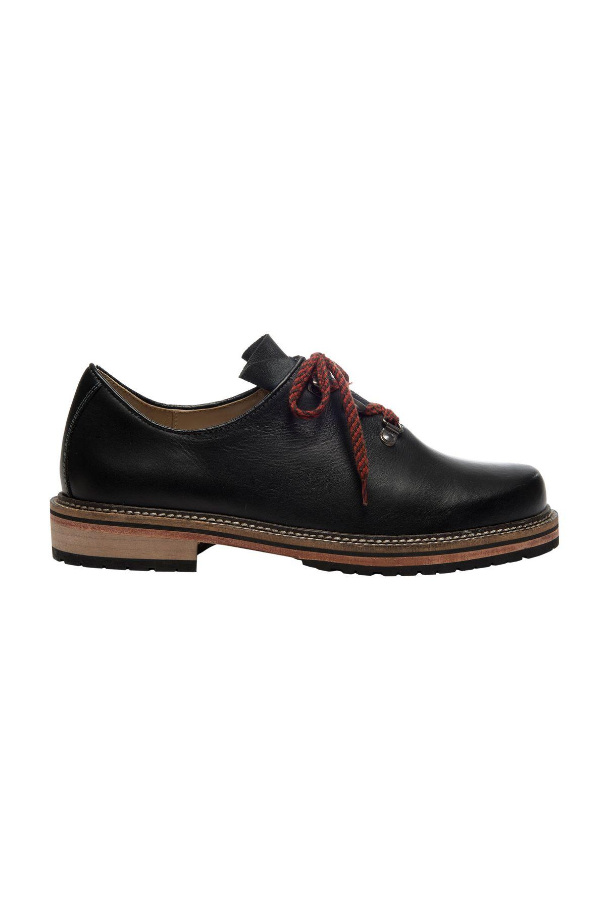 STOCKERPOINT - Herren Trachten Schuhe in Schwarz und Braun, 6082 – Bild 8