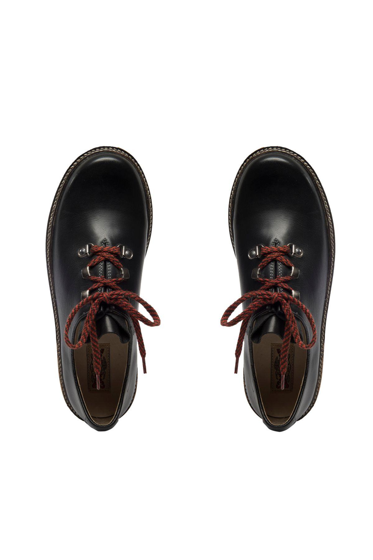 STOCKERPOINT - Herren Trachten Schuhe in Schwarz und Braun, 6082 – Bild 2