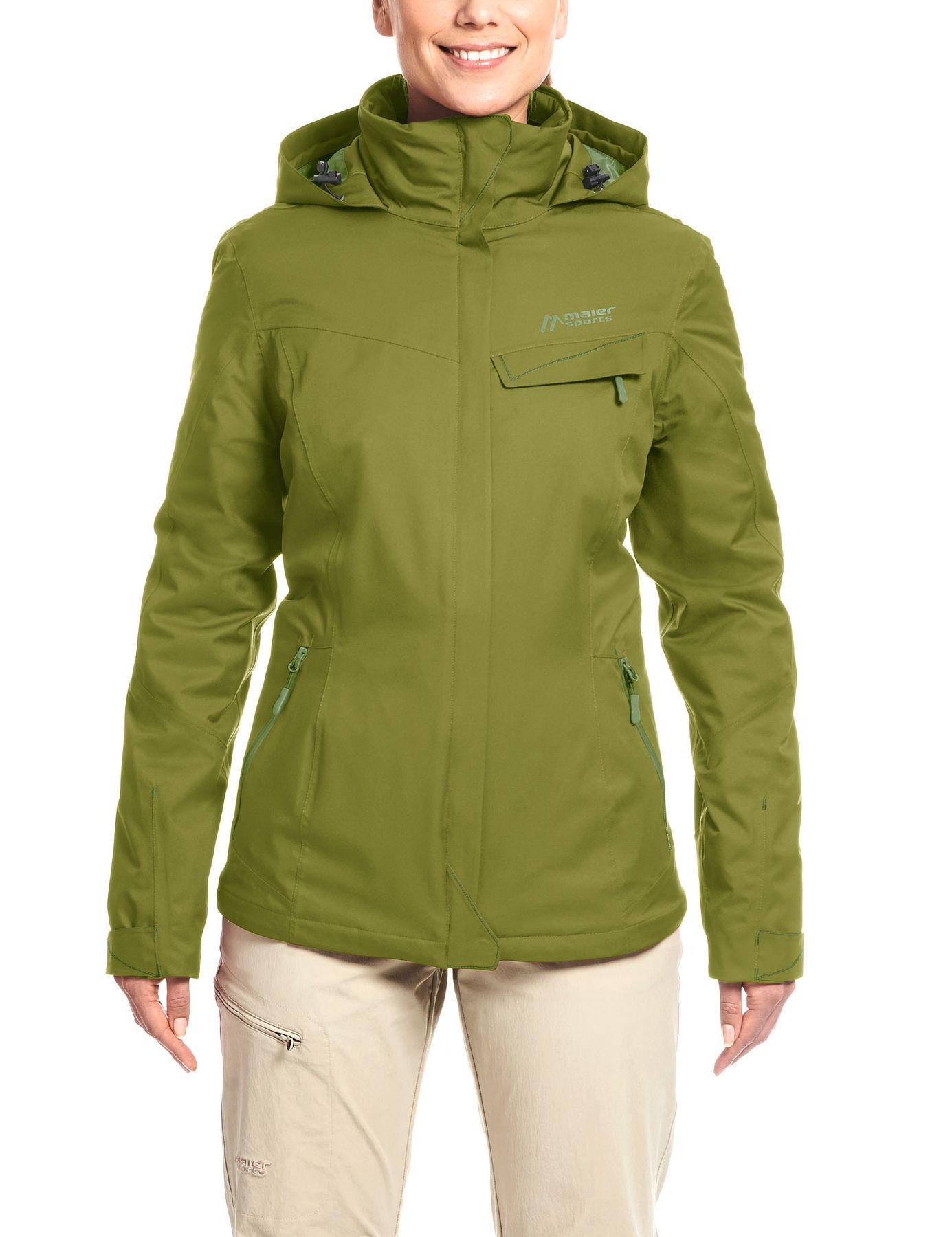 Maier Sports- Damen Freizeit Jacke funktionelle Wetterjacke  Artikel Pajo W (225259) – Bild 3