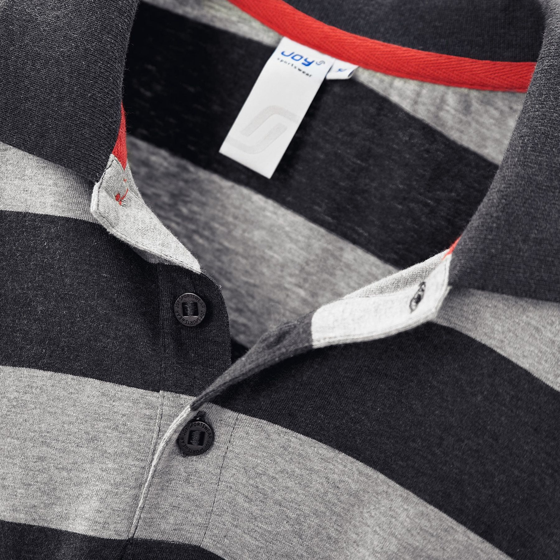 Joy - Herren Sport und Freizeit Poloshirt, Benito (40222) – Bild 12
