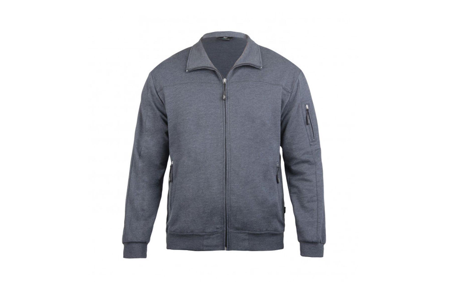 Authentic klein - Herren Sport und Freizeit Jacke aus Baumwolle in verschiedenen Farben (53036) – Bild 8