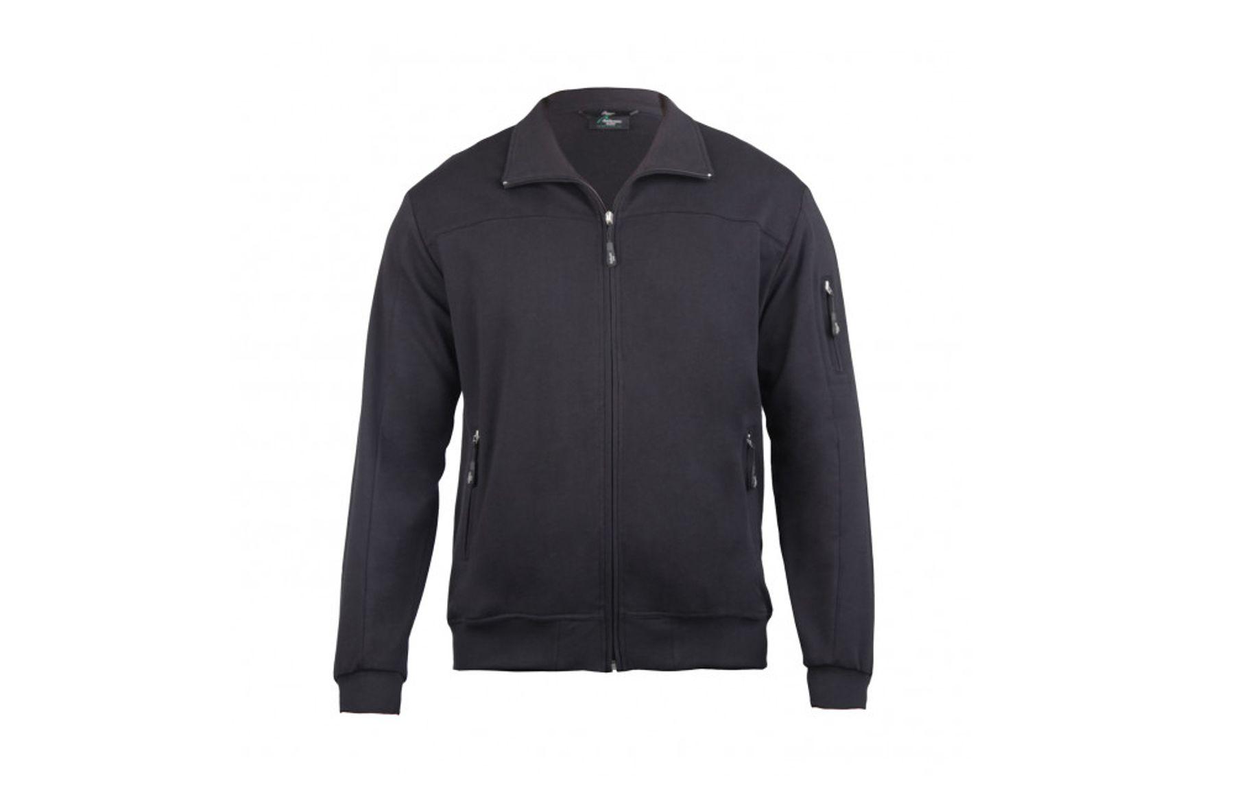 Authentic klein - Herren Sport und Freizeit Jacke aus Baumwolle in verschiedenen Farben (53036) – Bild 1