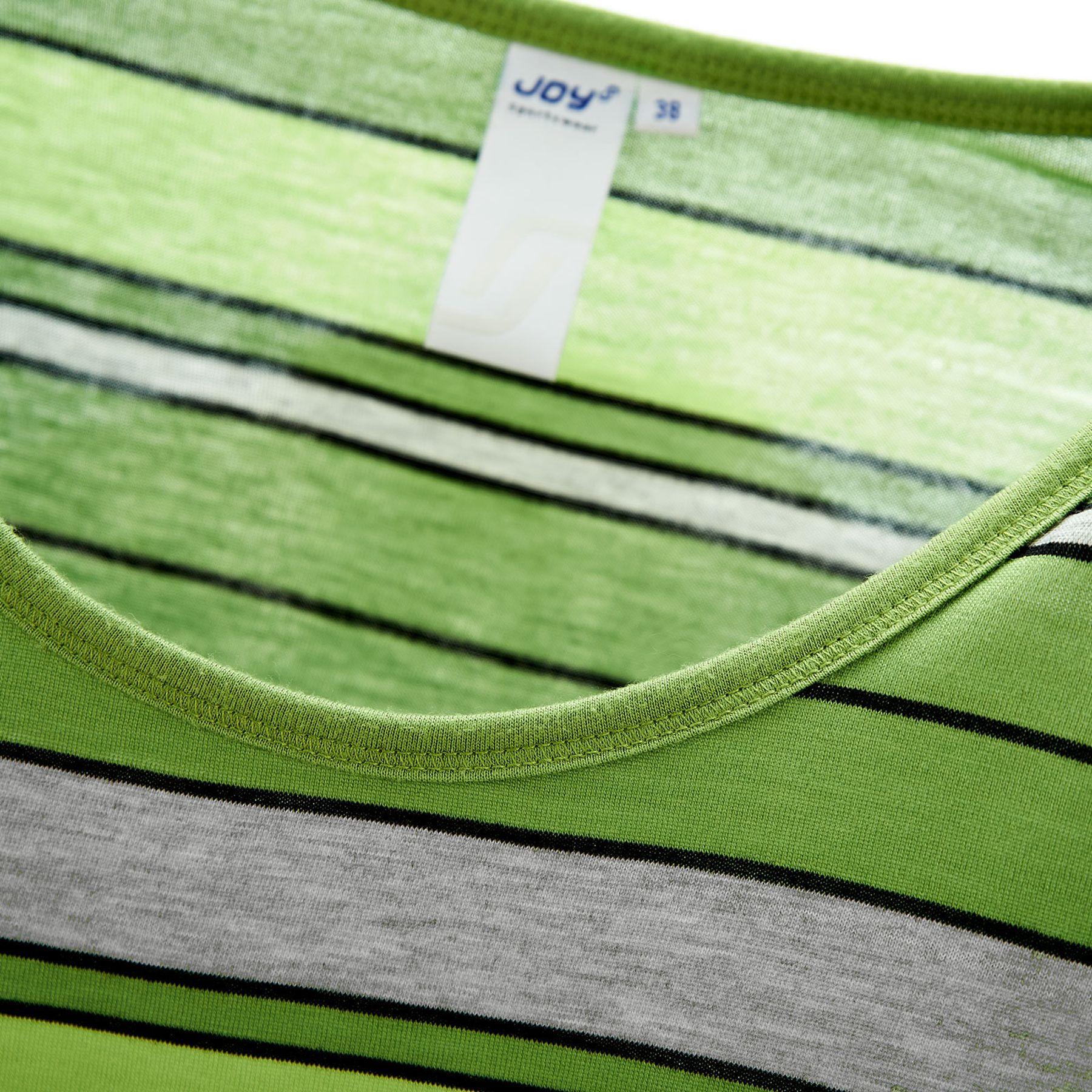 Joy - Damen Sport und Freizeit Shirt im Streifenmuster, Witta (30191) – Bild 5