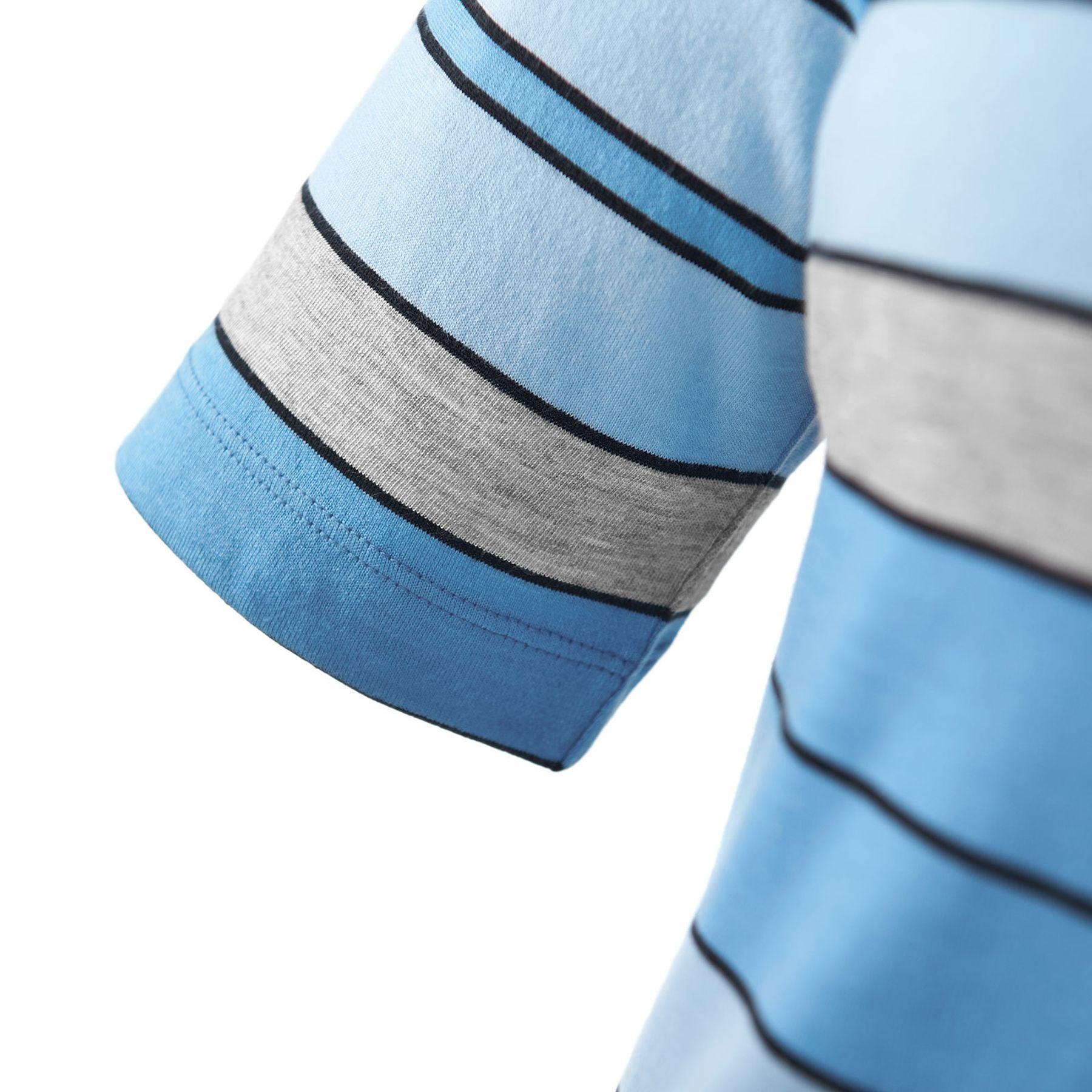 Joy - Damen Sport und Freizeit Shirt im Streifenmuster, Witta (30191) – Bild 14
