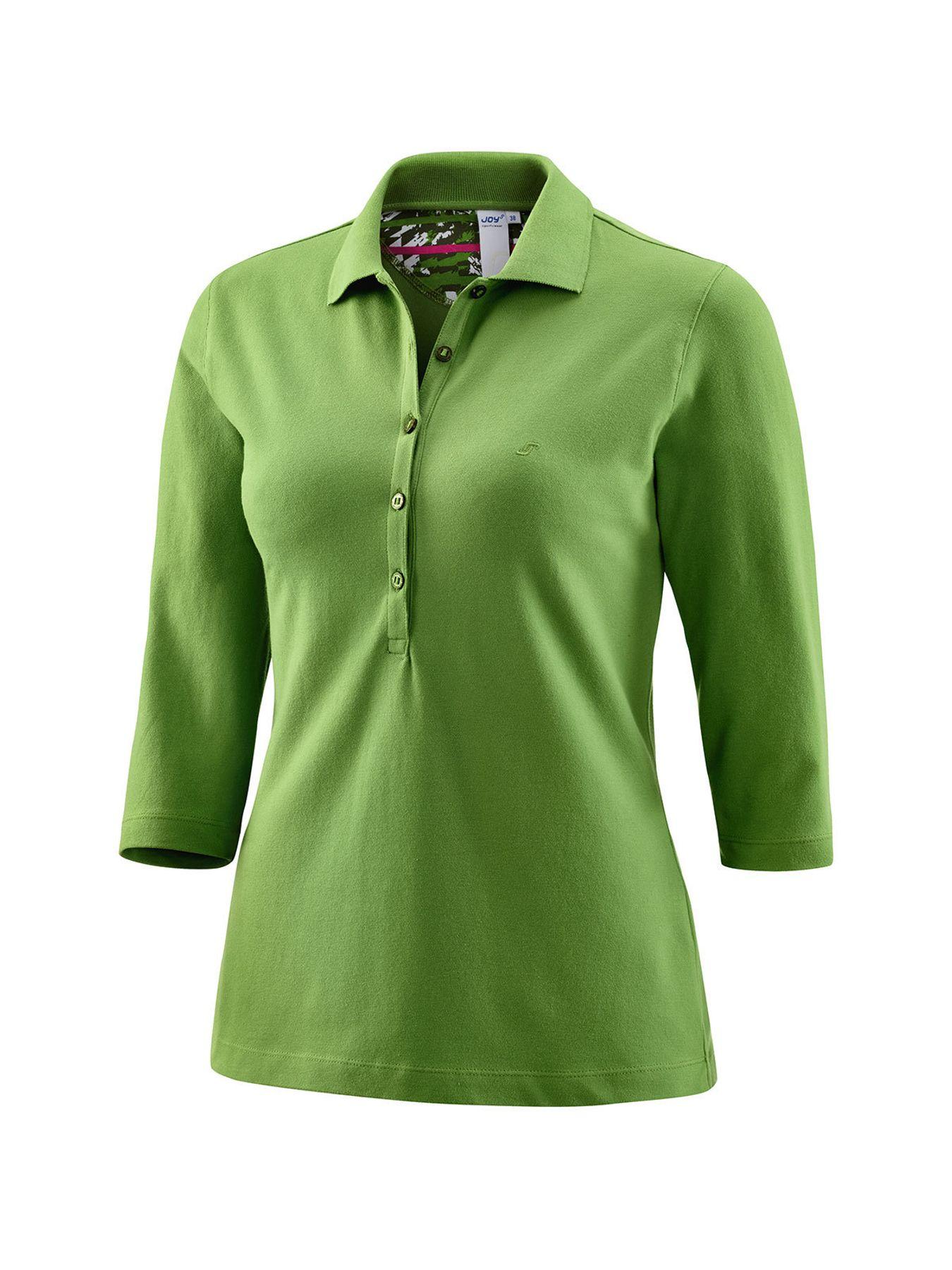 Joy - Damen Sport und Freizeit Poloshirt Bonnie (30198) – Bild 4