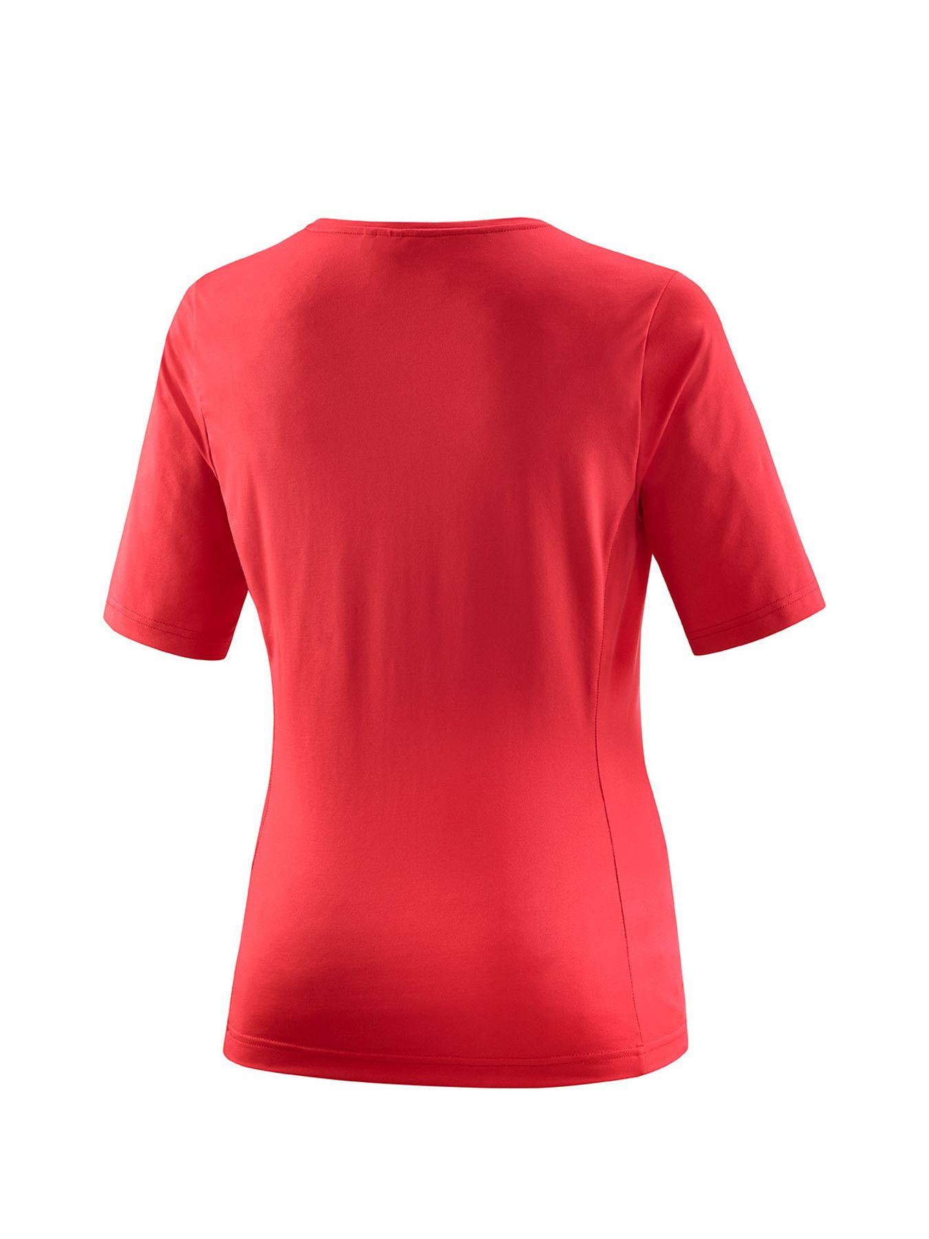 Joy - Damen Sport und Freizeit Shirt mit graphischem Printmotiv, Antonella (34506) – Bild 2