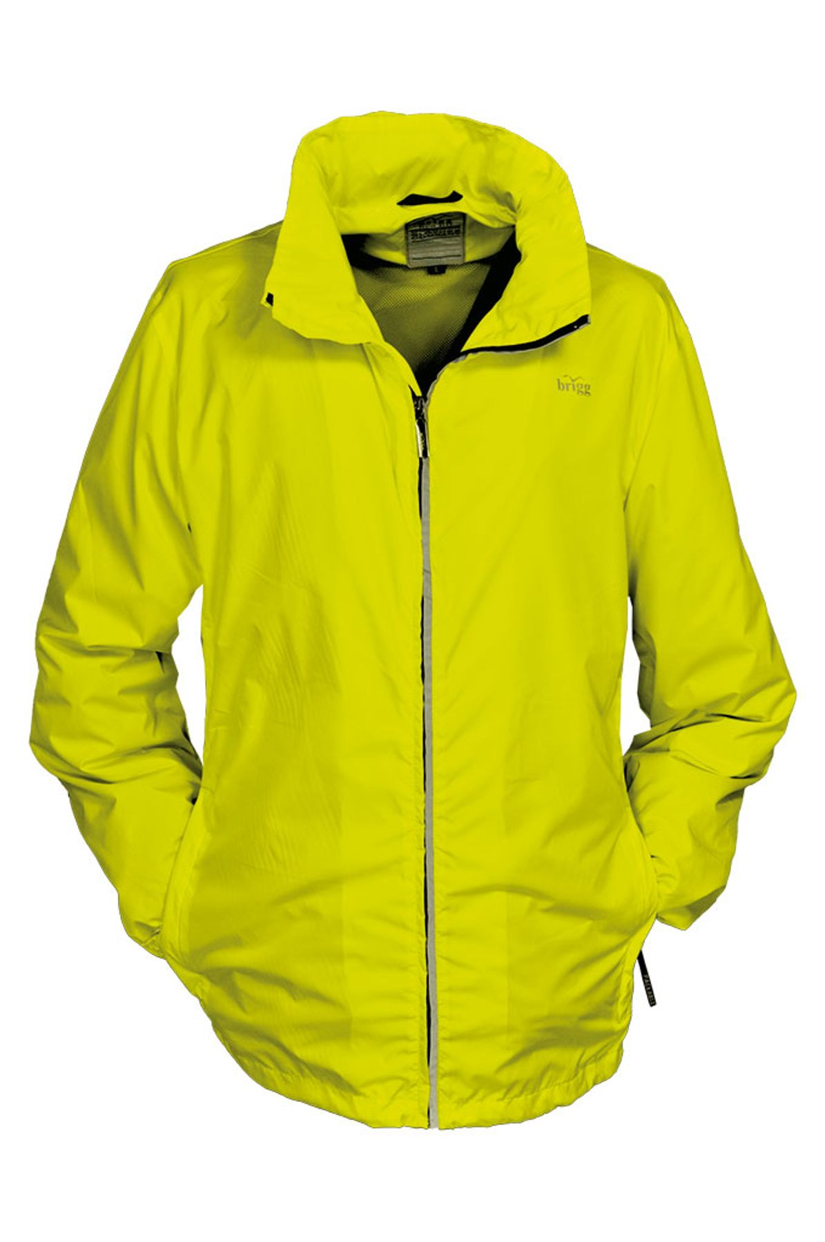 "Brigg -  Unisex Funktionsjacke ""Light Packable"", H/W (10012003) – Bild 3"