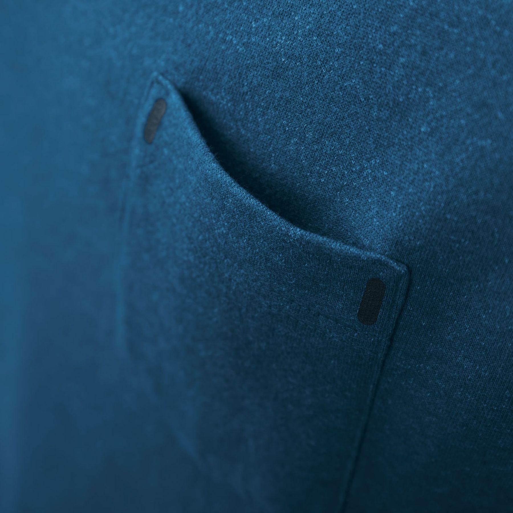 Joy - Herren Sport und Freizeit Sweatshirt mit Brusttasche, Joscha (40228) – Bild 8