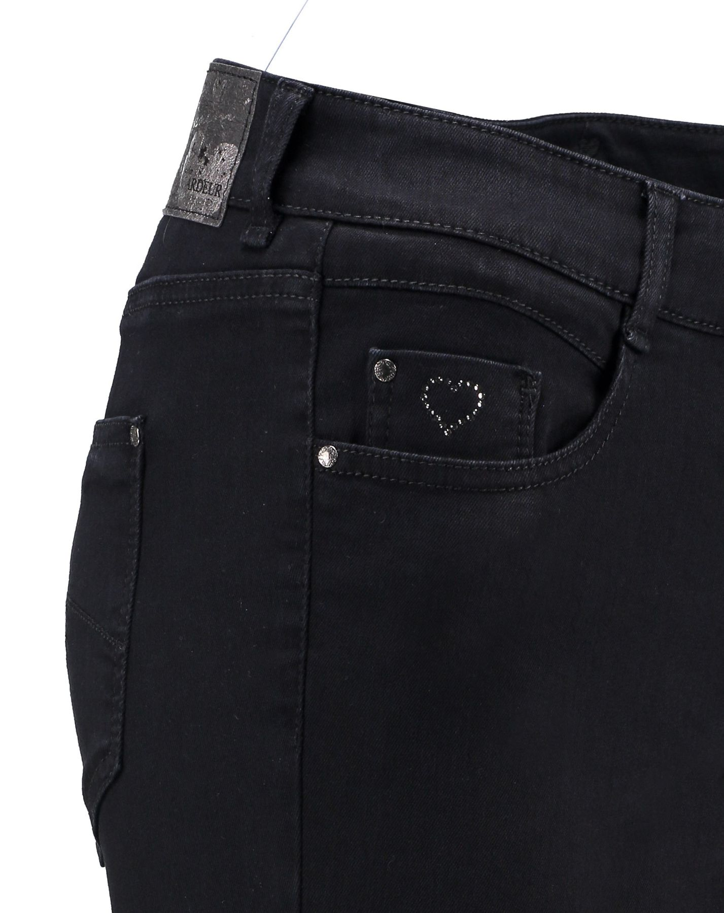 Atelier Gardeur - Slim Fit - Damen 5-Pocket Röhrenhose aus Satindenim in verschiedenen Farben, FS 17, Denise (600441) – Bild 11