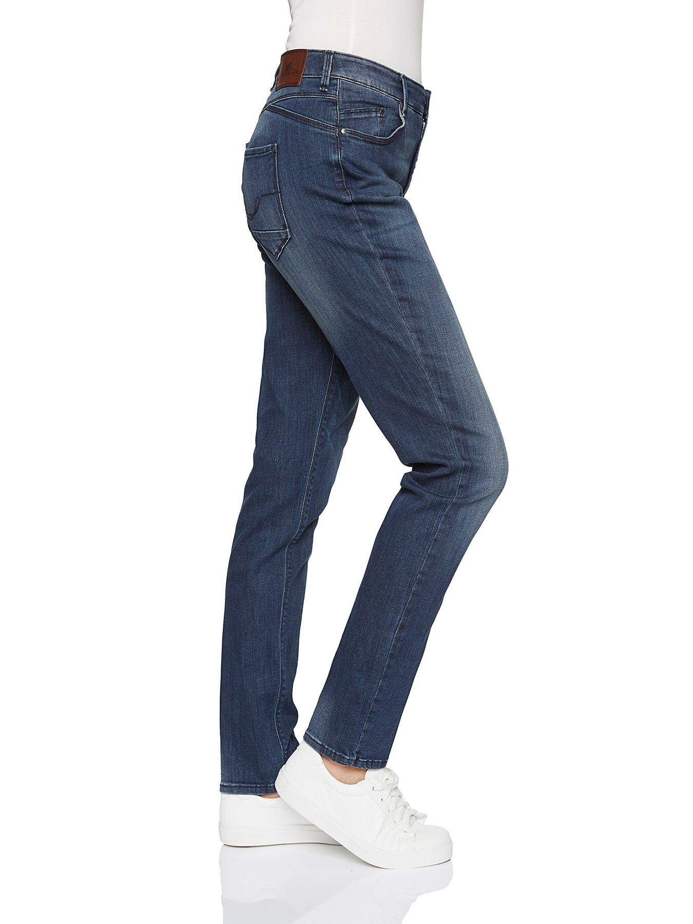 Atelier Gardeur - Slim Fit - Damen 5-Pocket Jeans aus Baumwollstretch Ciara (670131) – Bild 2