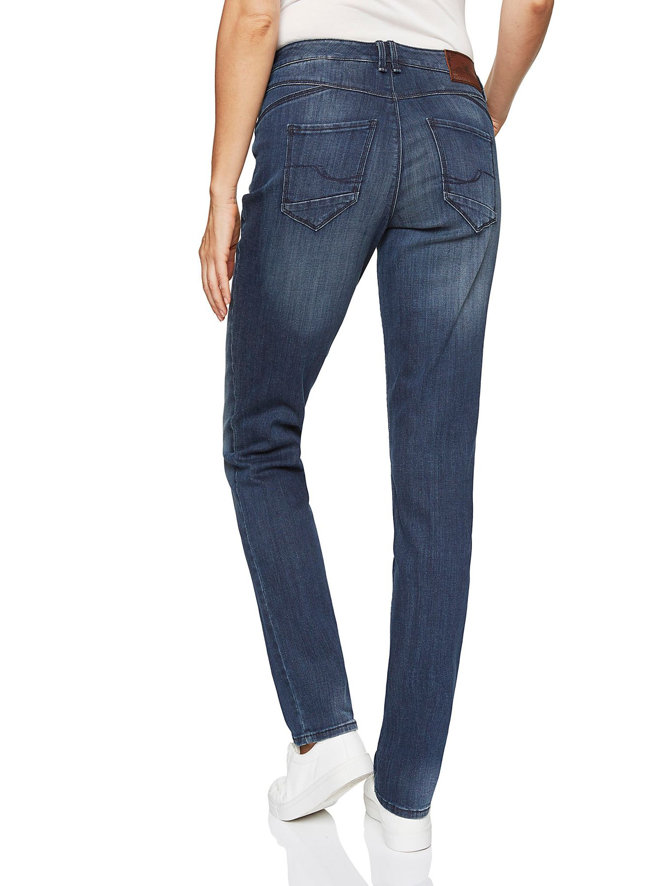 Atelier Gardeur - Slim Fit - Damen 5-Pocket Jeans aus Baumwollstretch Ciara (670131) – Bild 3