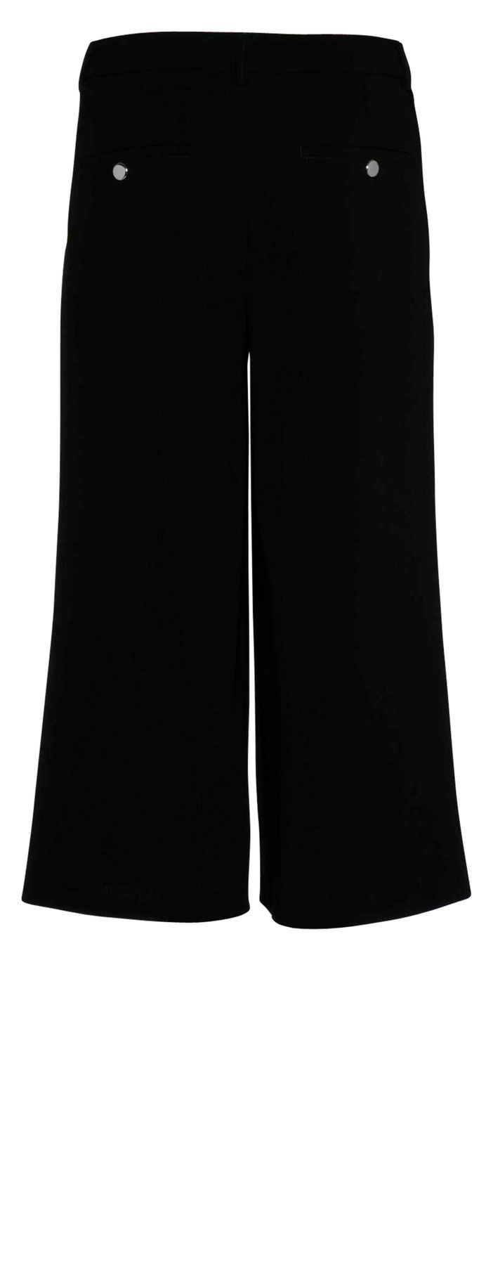 Atelier Gardeur - Straight Fit - Damen Culotte Fashion Style in schwarz, Fancy2 (061421) – Bild 3