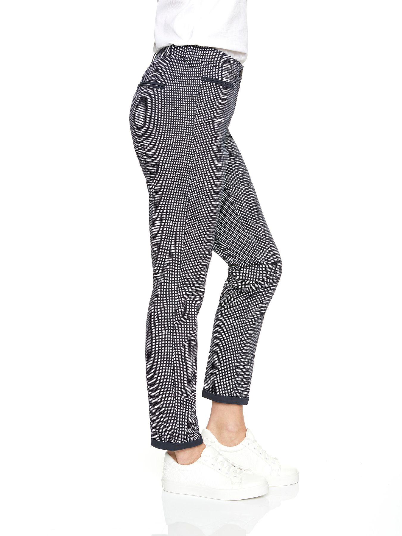 Atelier Gardeur - Slim Fit - Damen 5-Pocket Hose Denise1 (641381) – Bild 3