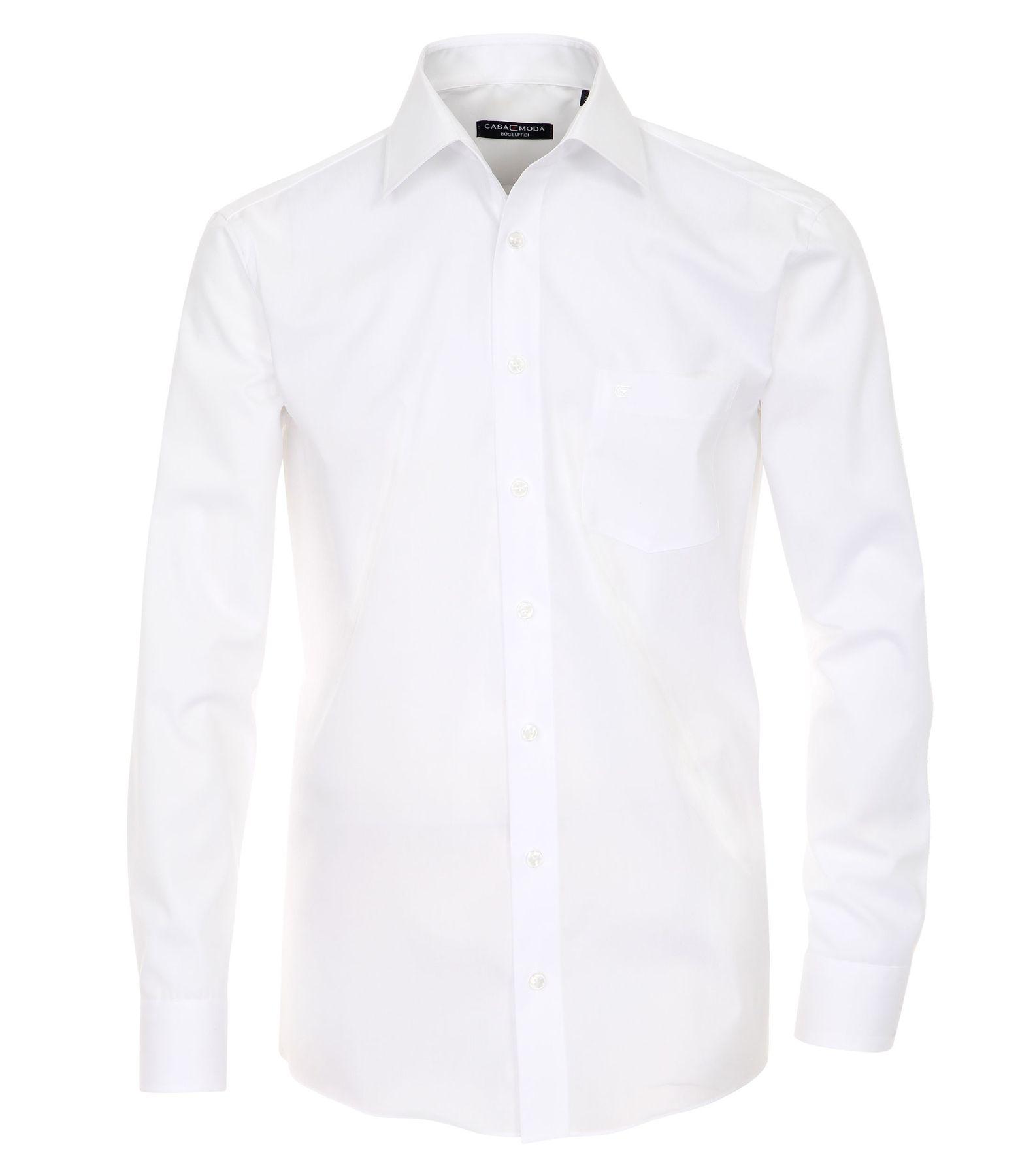 Casa Moda - Comfort Fit - Bügelfreies Herren Business langarm Hemd verschiedene Farben (006050) – Bild 6