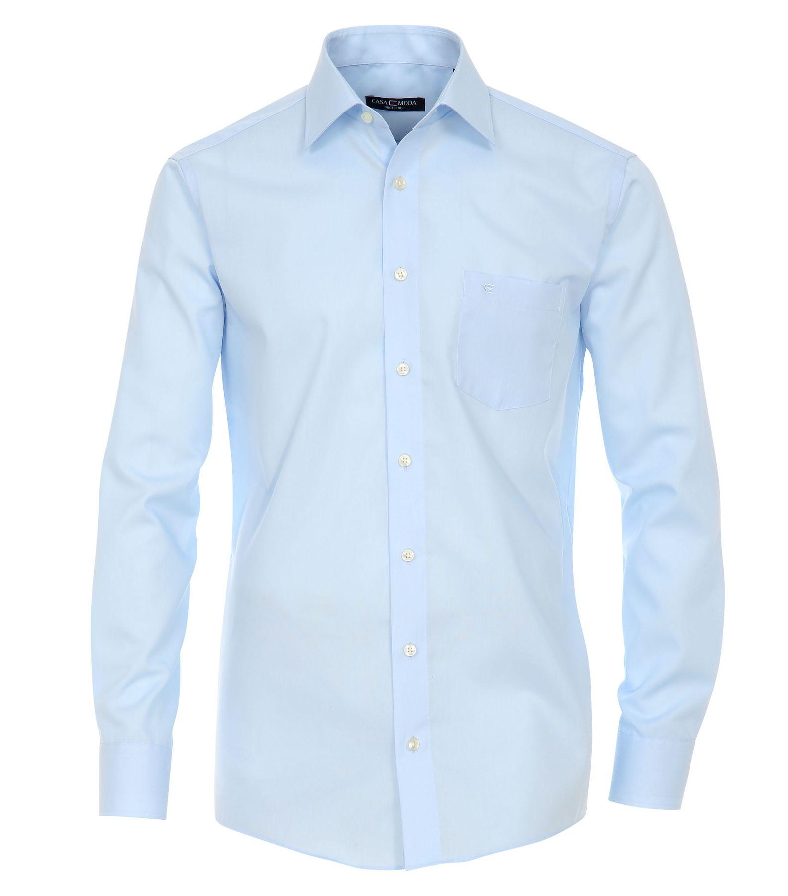 Casa Moda - Comfort Fit - Bügelfreies Herren Business langarm Hemd verschiedene Farben (006050) – Bild 11