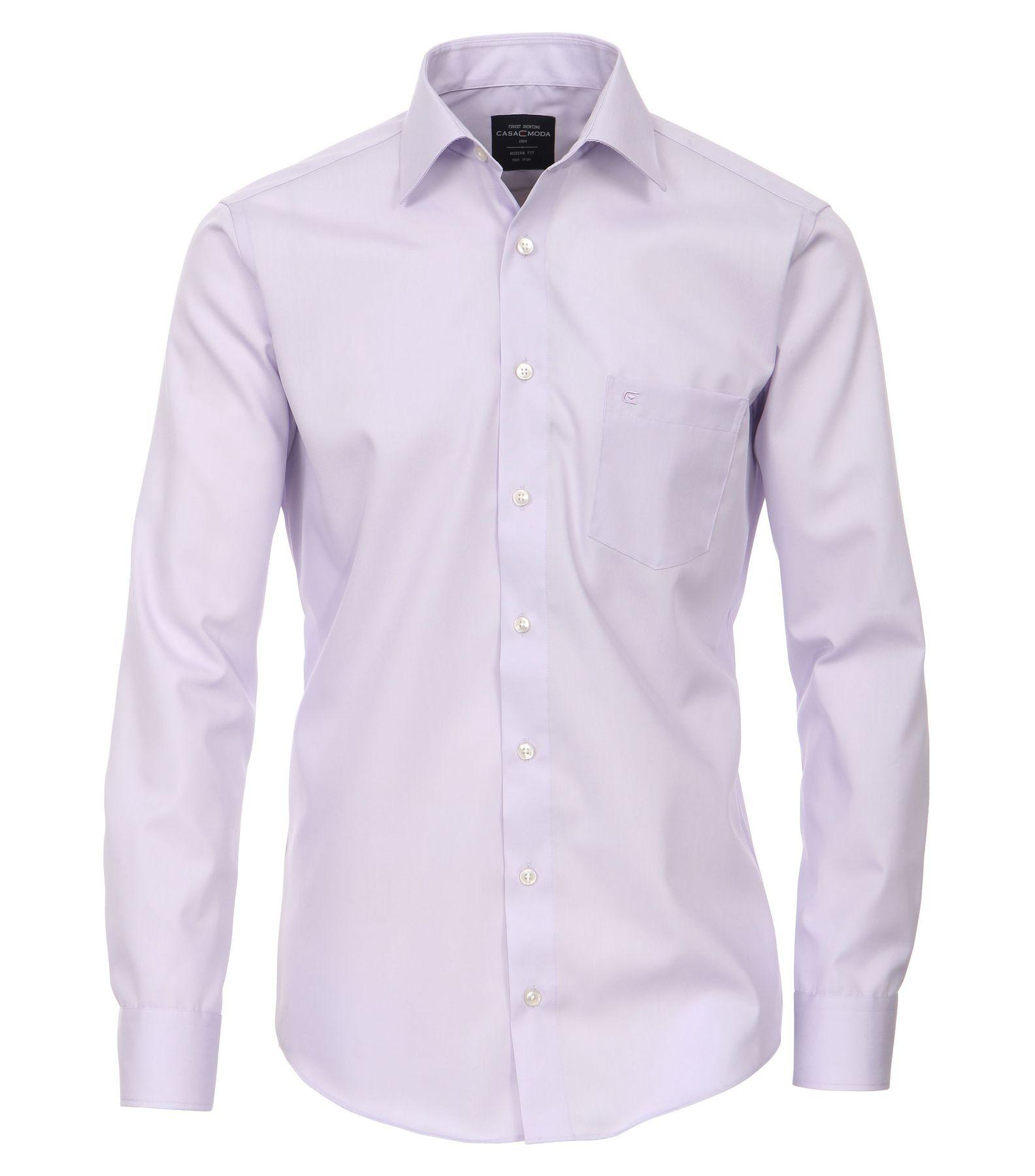 Casa Moda - Modern Fit - Bügelfreies Herren Business langarm Hemd in verschiedene Farben (006550) – Bild 1