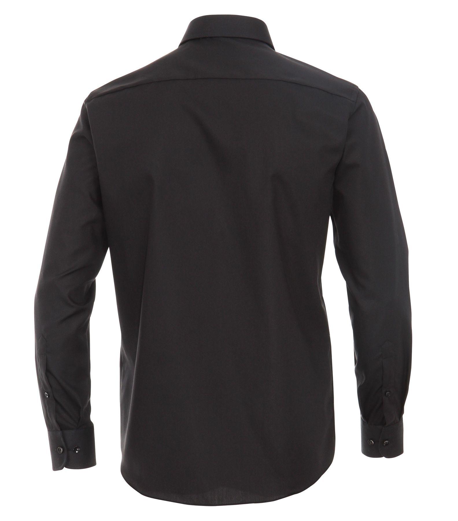 Casa Moda - Modern Fit - Bügelfreies Herren Business langarm Hemd in verschiedene Farben (006550) – Bild 22
