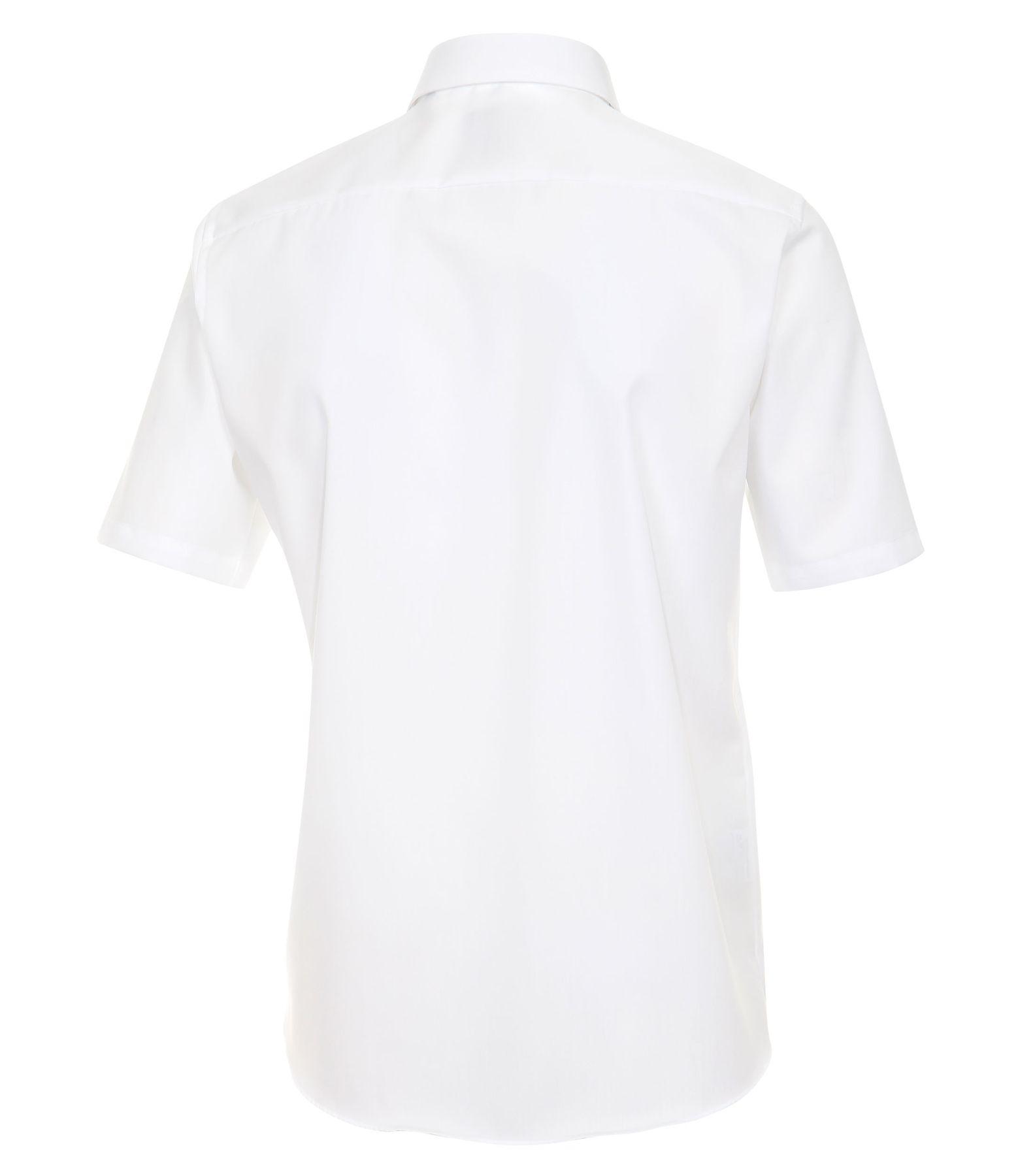 Casamoda - Modern Fit - Bügelfreies Herren kurzarm Hemd in verschiedene Farben (008570) – Bild 7
