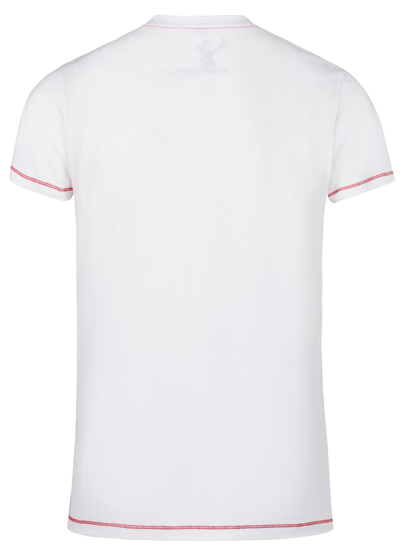 Spieth & Wensky - Herren Trachten T-shirt Gerno BaWü (292800-0021) – Bild 2