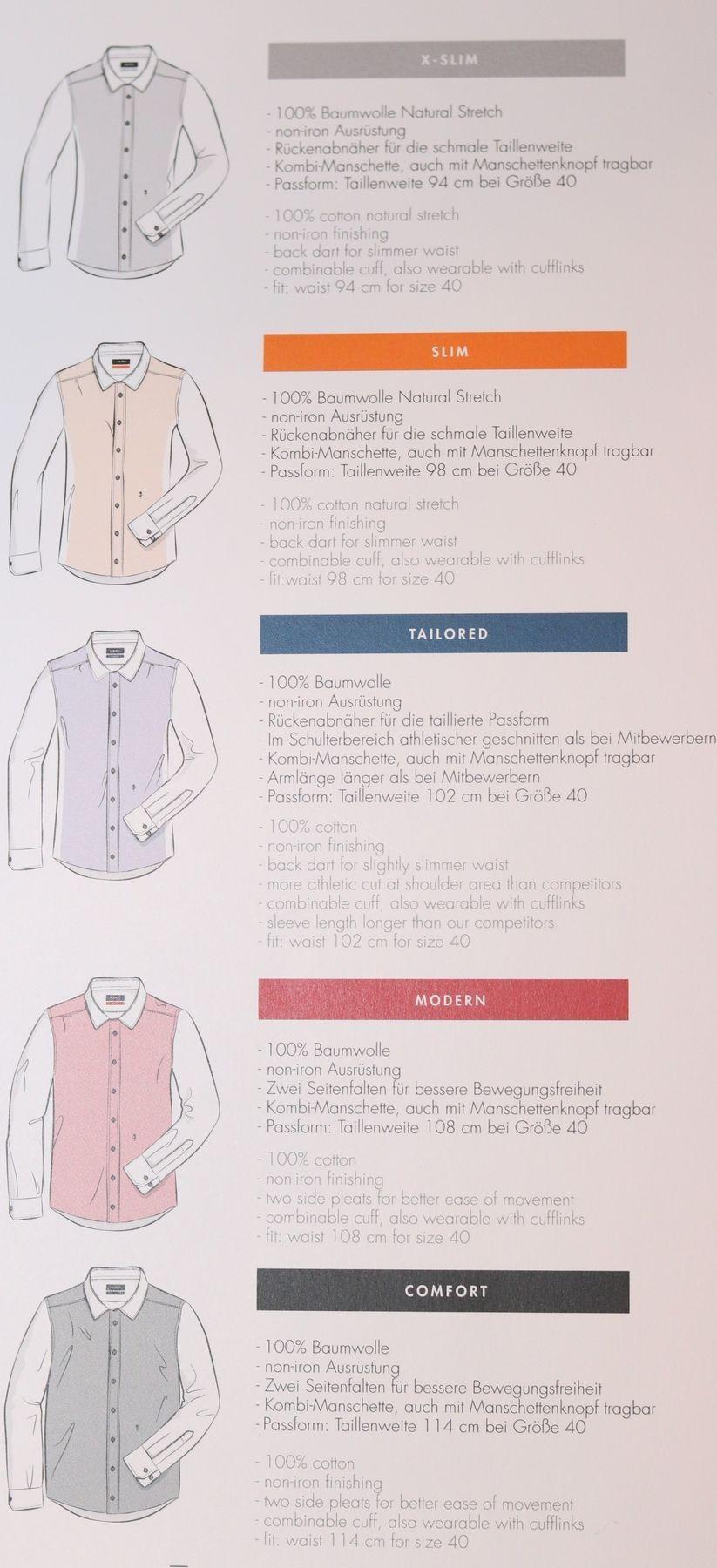 Seidensticker - Herren Hemd, Bügelfrei, Modern, Schwarze Rose mit Kent Kragen in Weiß (01.115950) – Bild 6