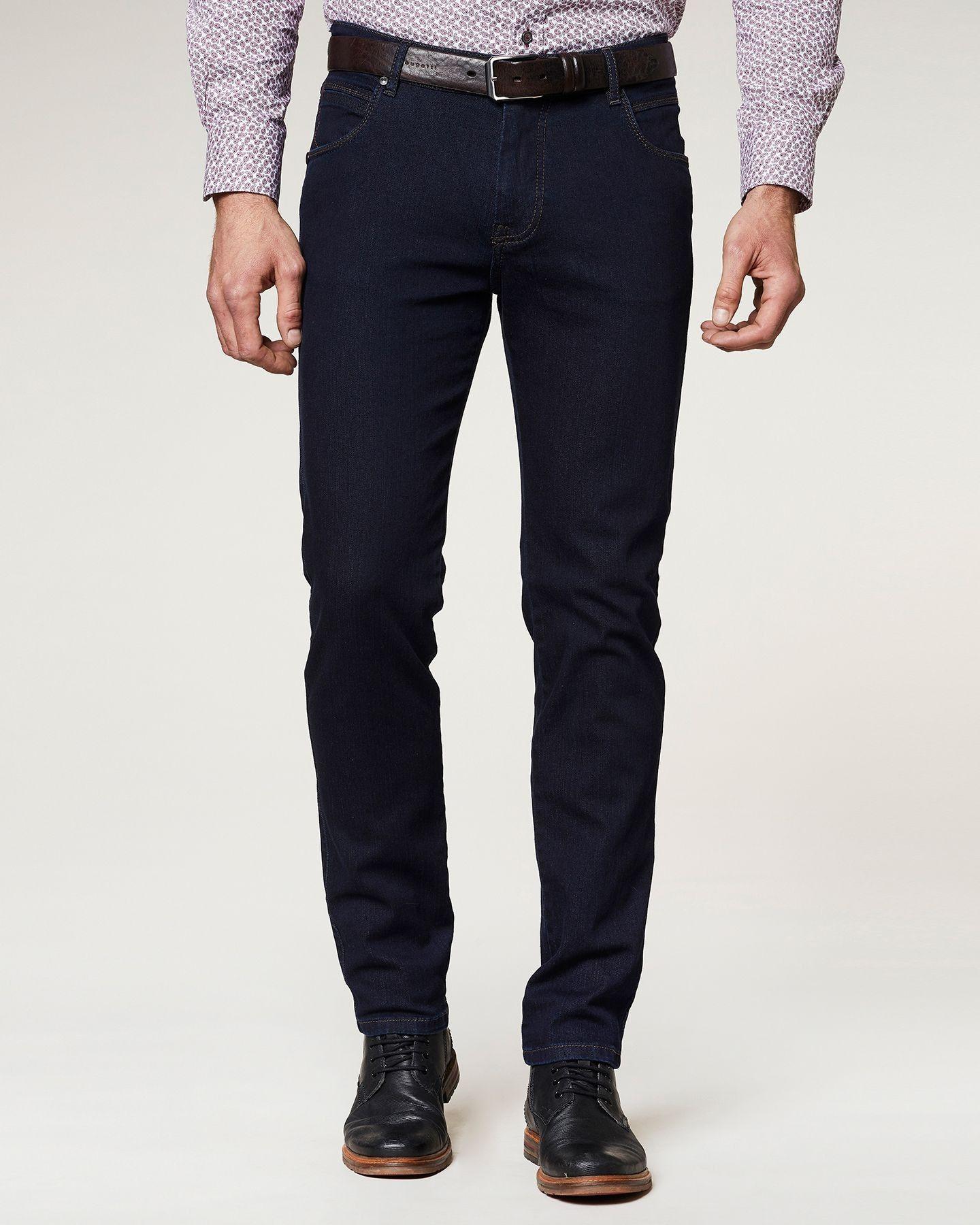 Bugatti - Herren Jeans Five Pocket-Hose hochelastisch (Art. Nr.: 3038D-76683) – Bild 2