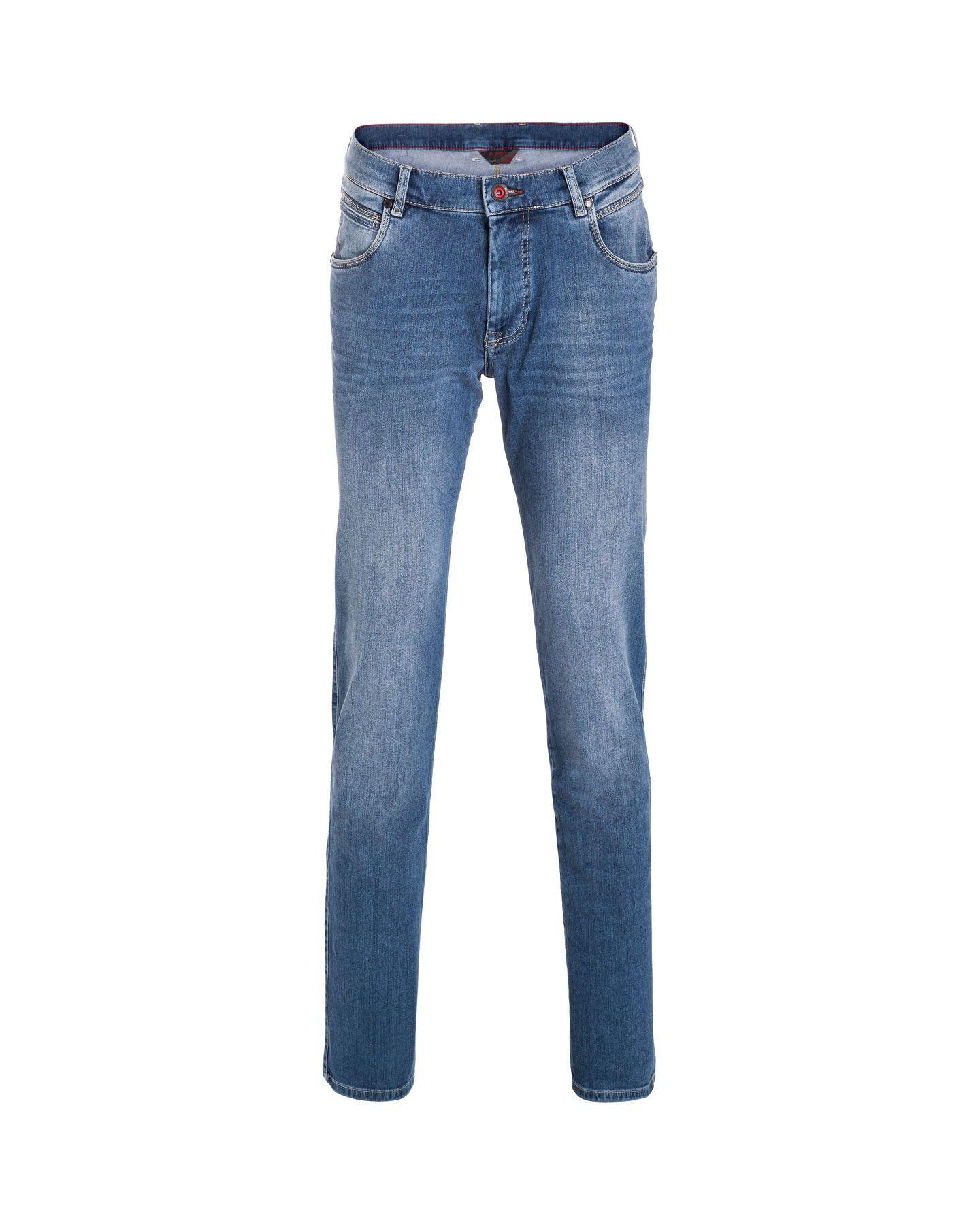 Bugatti - Herren Jeans Five Pocket-Hose hochelastisch (Art. Nr.: 3038D-76683) – Bild 4