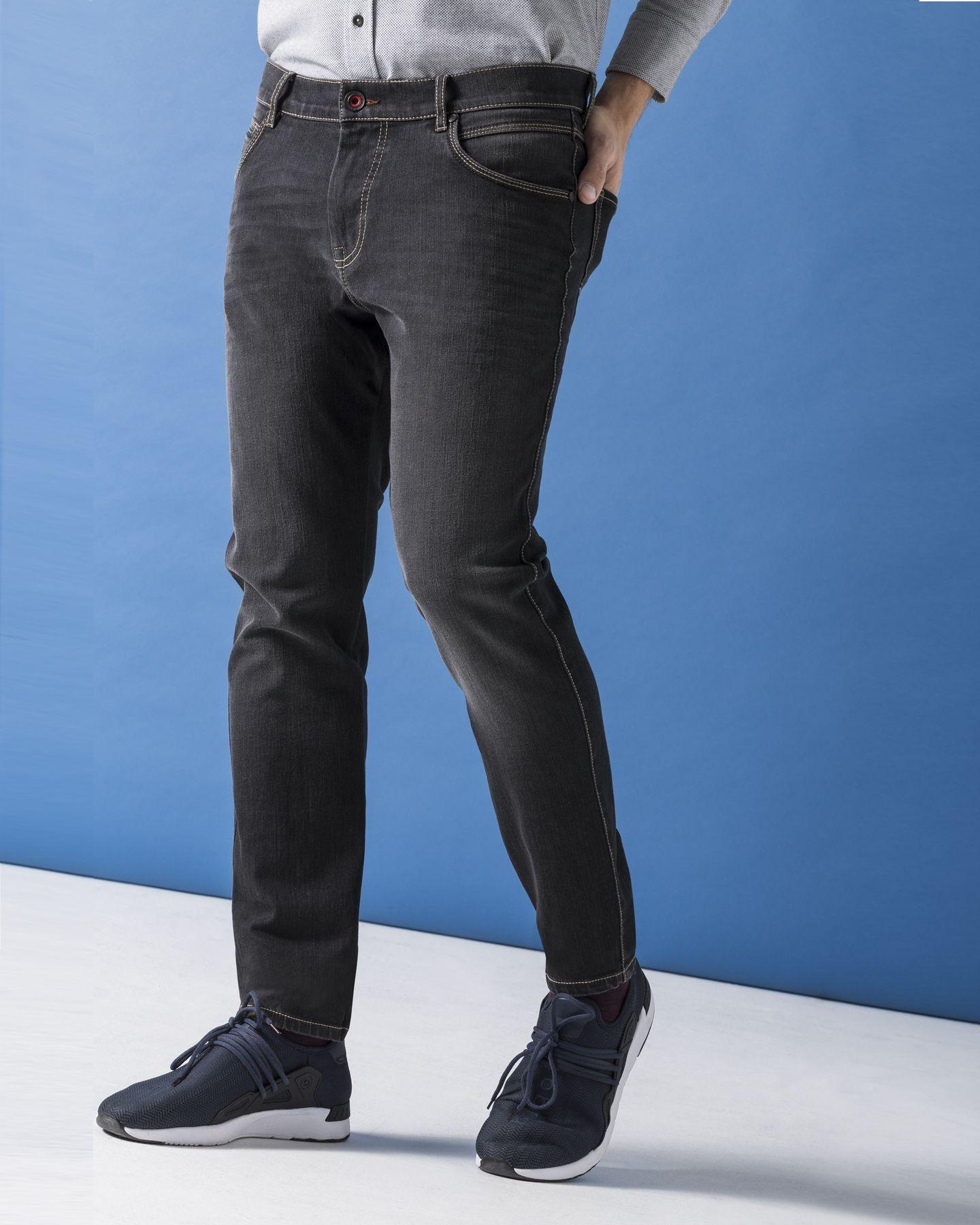 Bugatti - Herren Jeans Five Pocket-Hose hochelastisch (Art. Nr.: 3038D-76683) – Bild 7