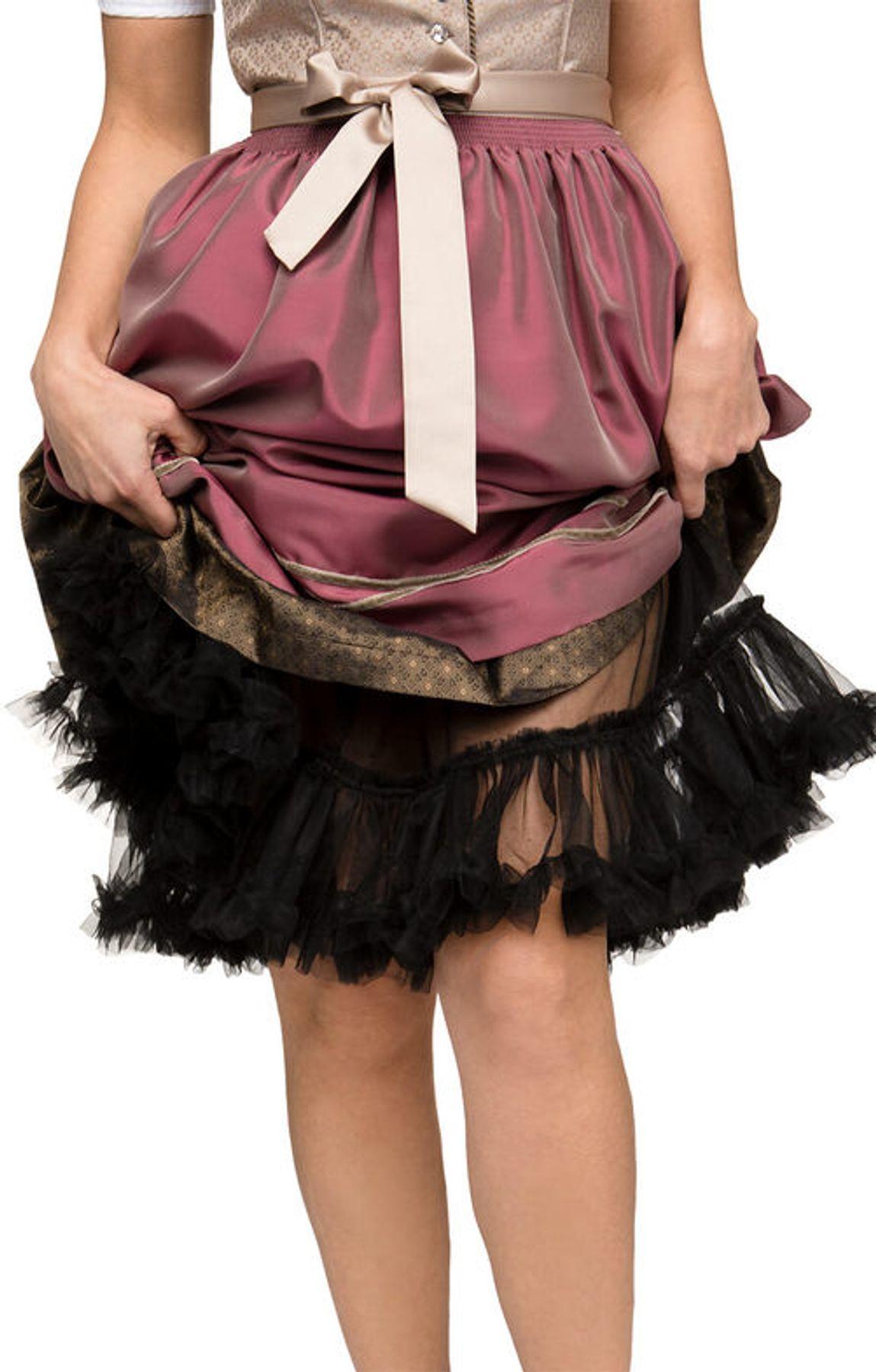 Stockerpoint - Trachten Dirndl Petticoats 60cm, U-90 – Bild 2