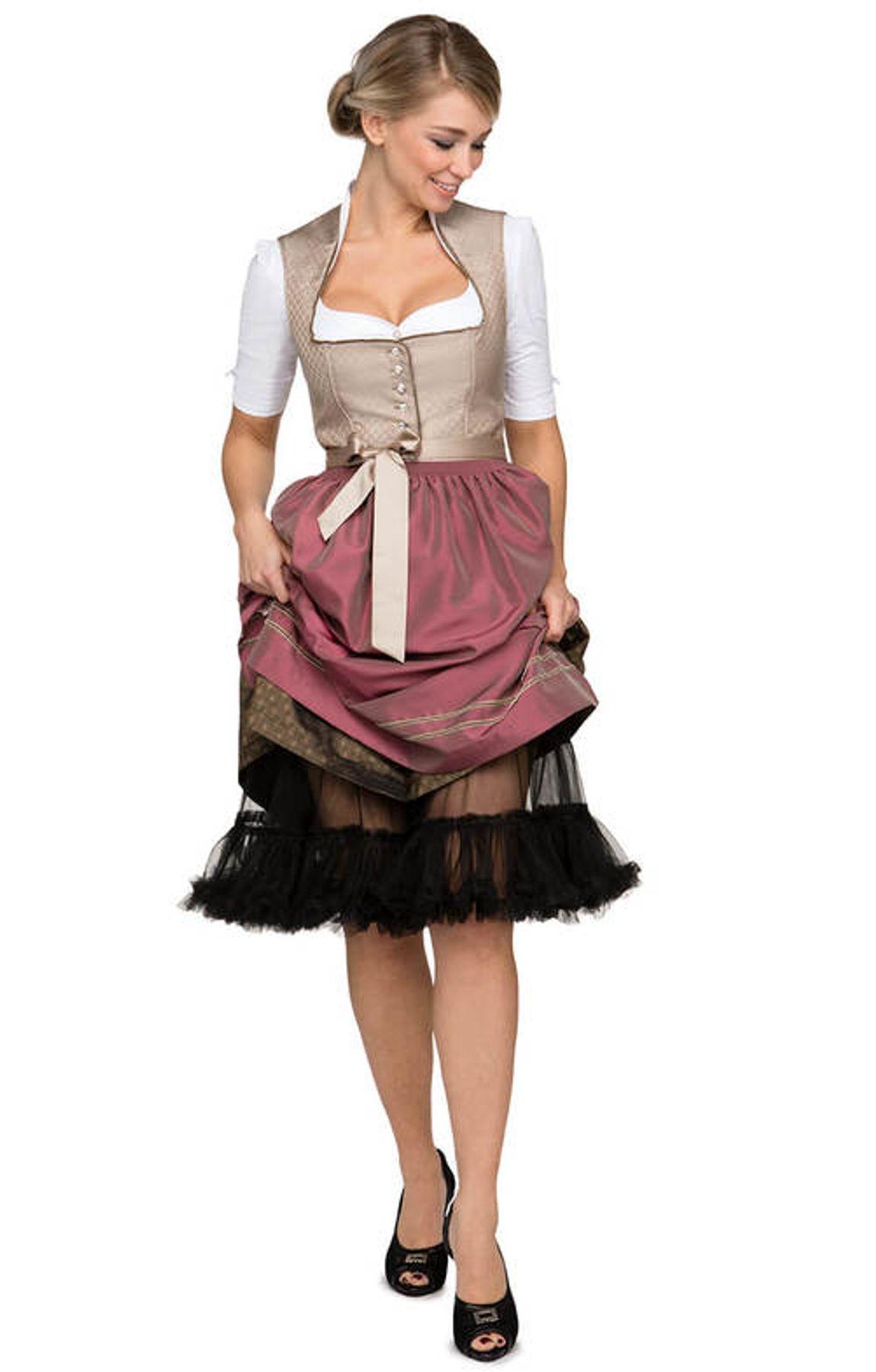 Stockerpoint - Trachten Dirndl Petticoats 60cm, U-90 – Bild 5