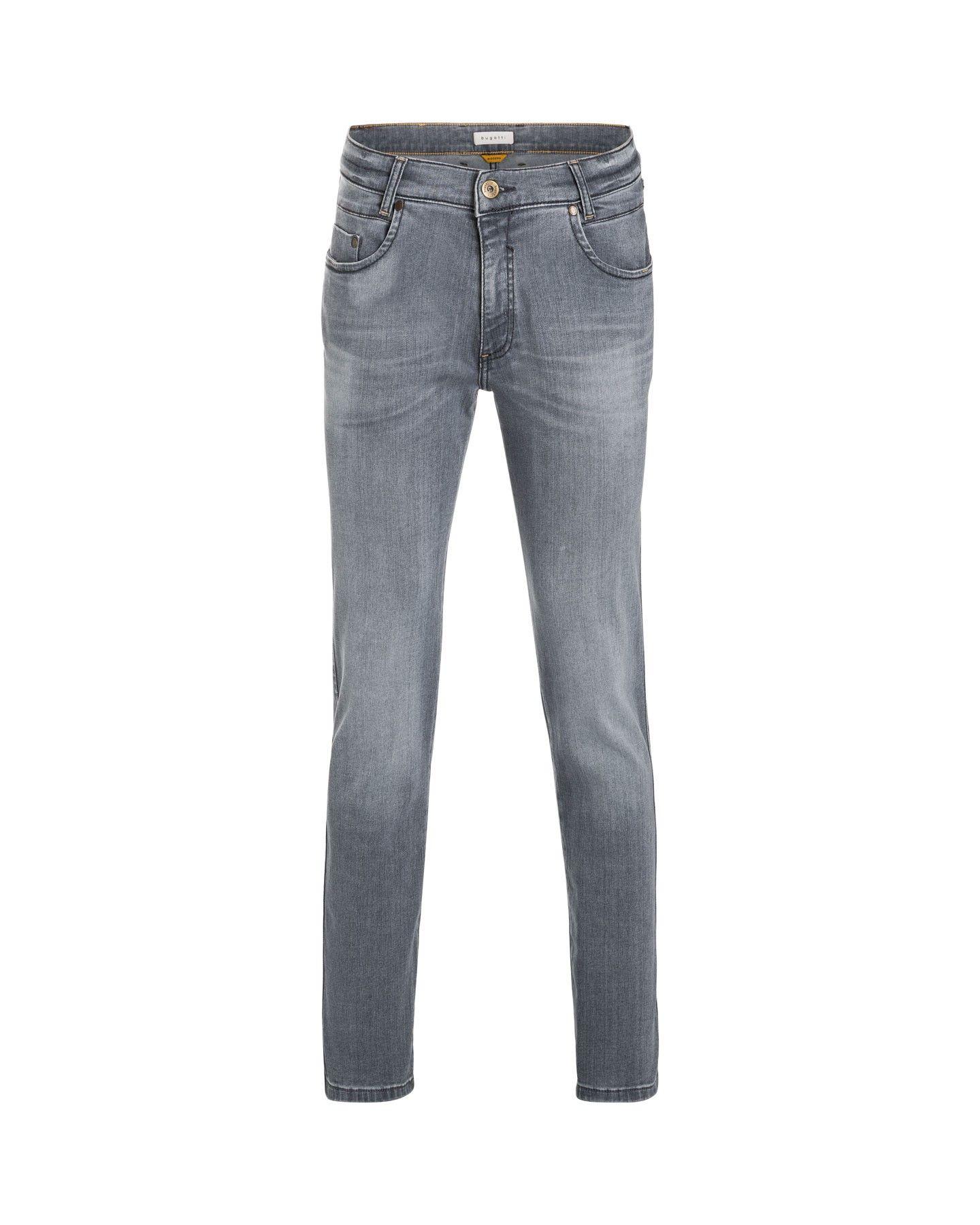 Bugatti - Herren Jeans in verschiedenen Farben - Modern Fit (Art. Nr.:3269D-16670) – Bild 1