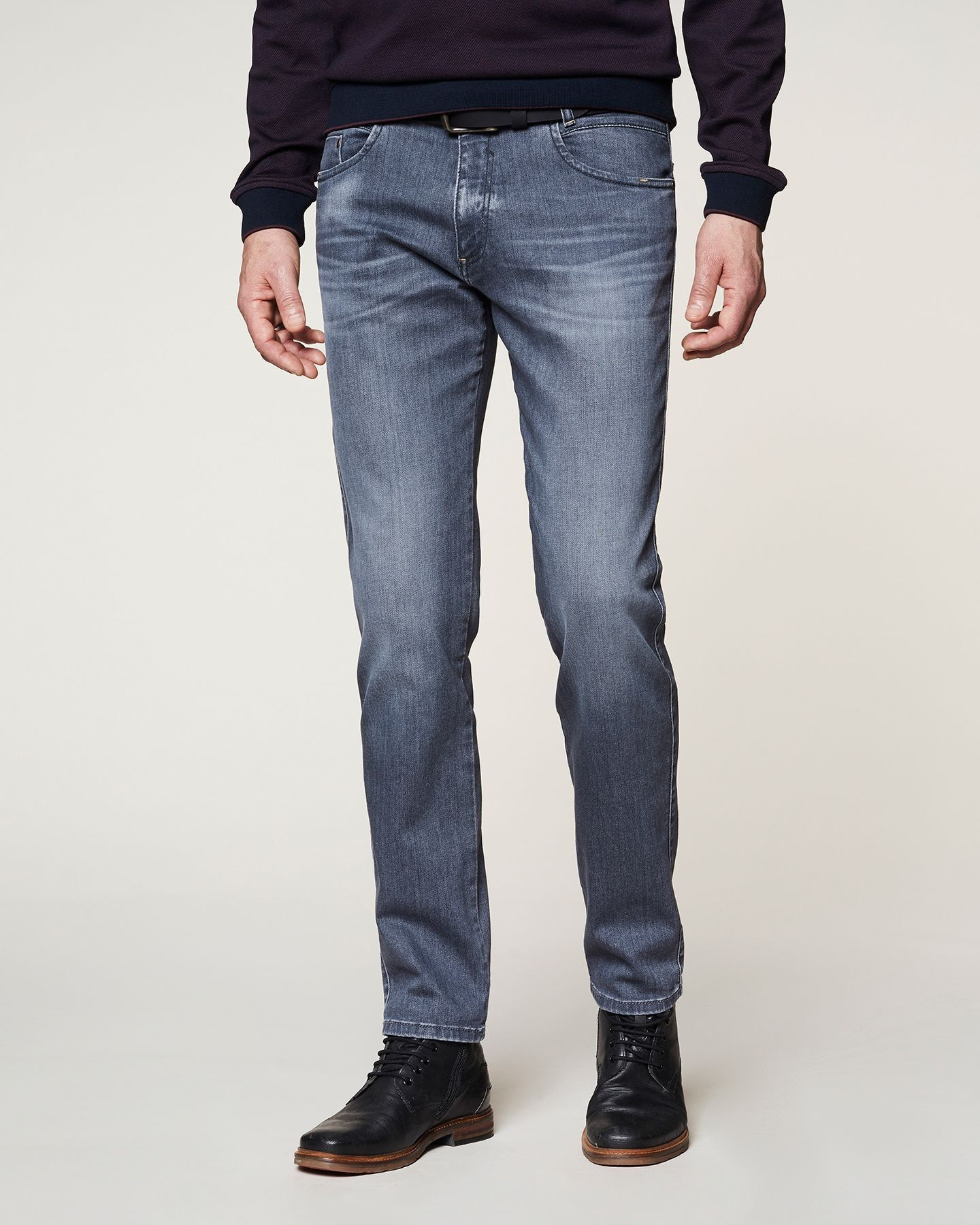 Bugatti - Herren Jeans in verschiedenen Farben - Modern Fit (Art. Nr.:3269D-16670) – Bild 11