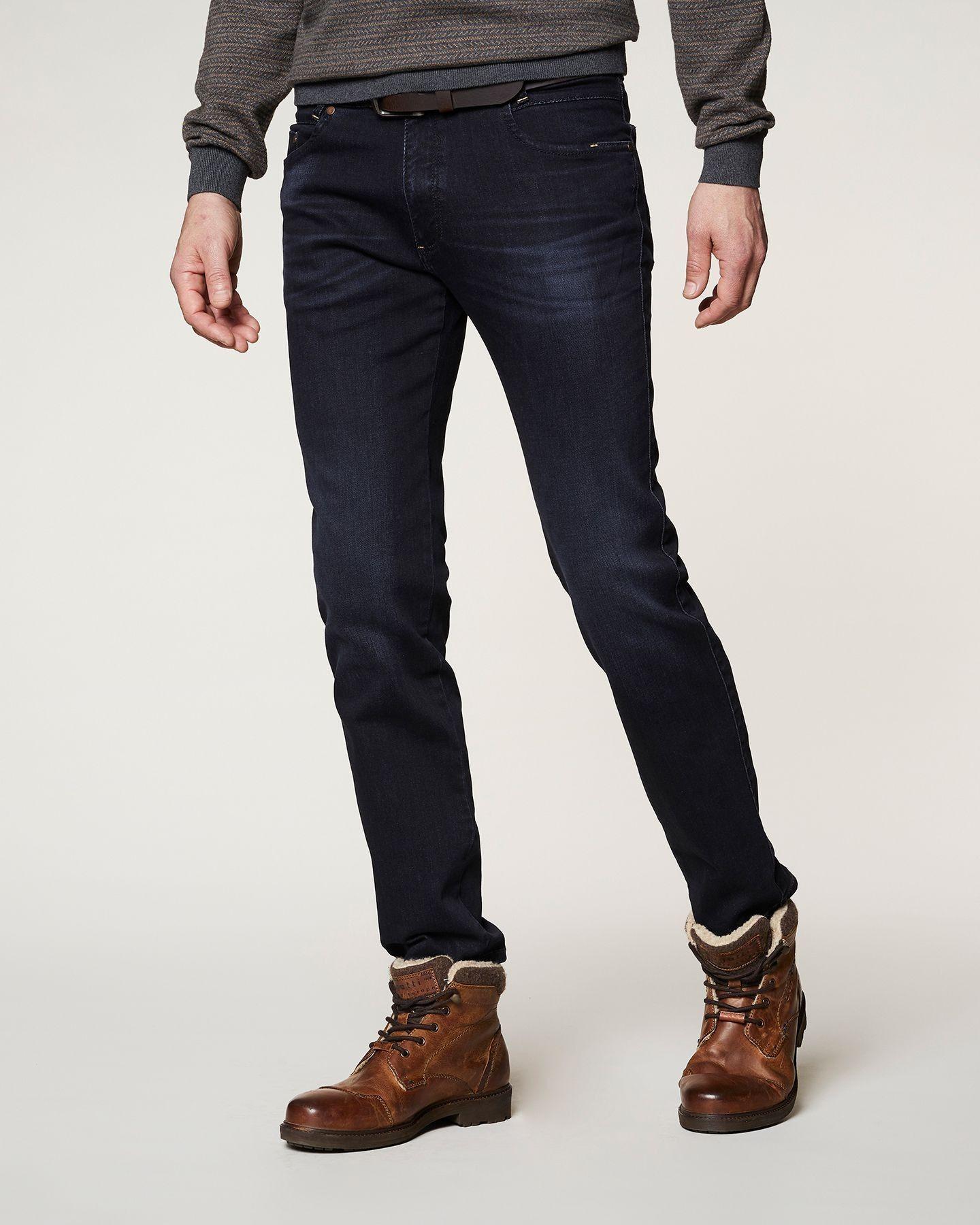 Bugatti - Herren Jeans in verschiedenen Farben - Modern Fit (Art. Nr.:3269D-16670) – Bild 9