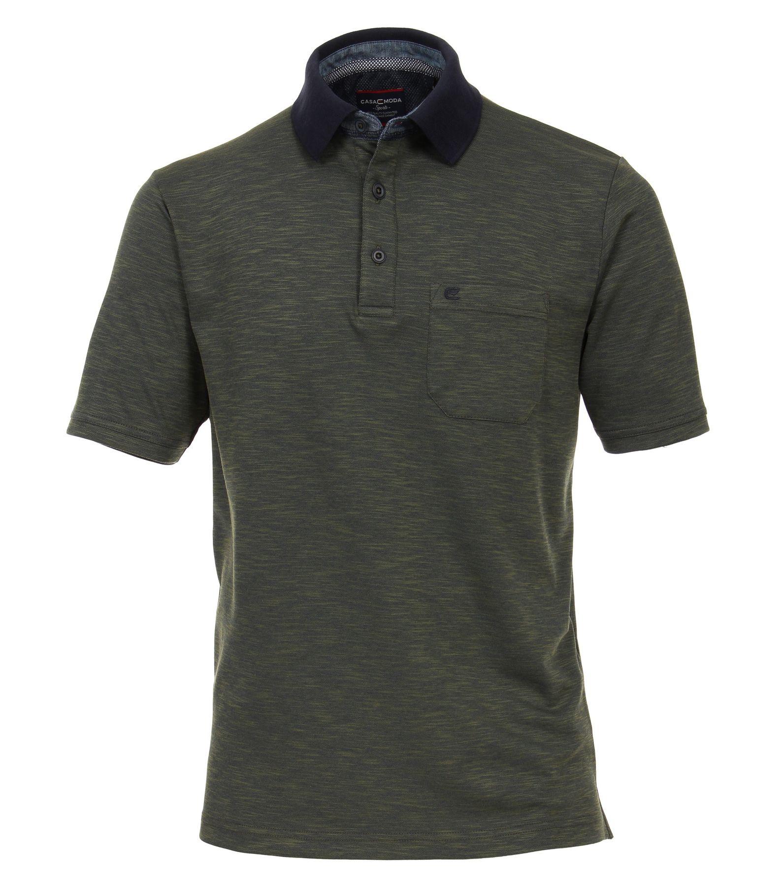 Casa Moda - Herren Polo Shirt 1/2 Arm in verschiedenen Farben (982894100) – Bild 3