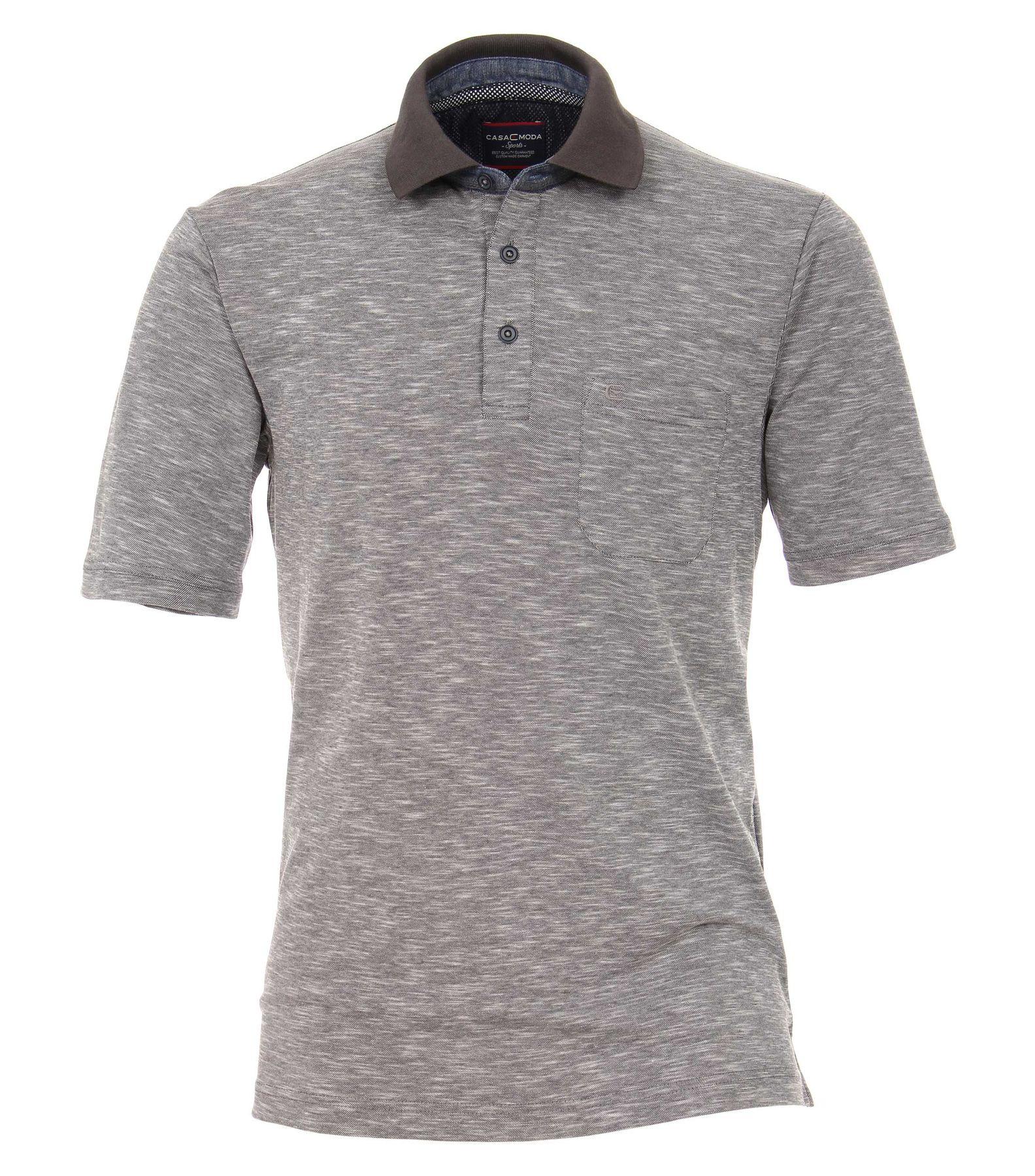 Casa Moda - Herren Polo Shirt 1/2 Arm in verschiedenen Farben (982894100) – Bild 8