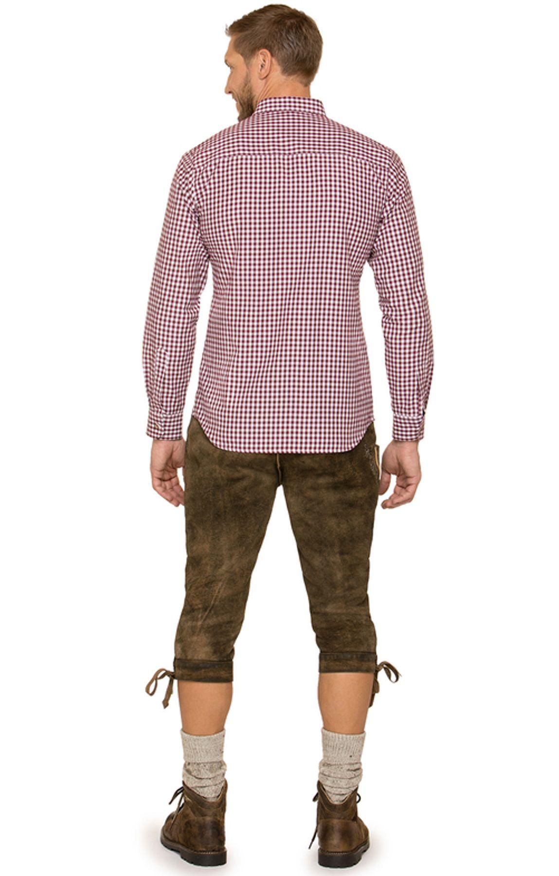 Stockerpoint - Herren Trachtenhemd in verschiedenen Farben, Campos3 – Bild 10