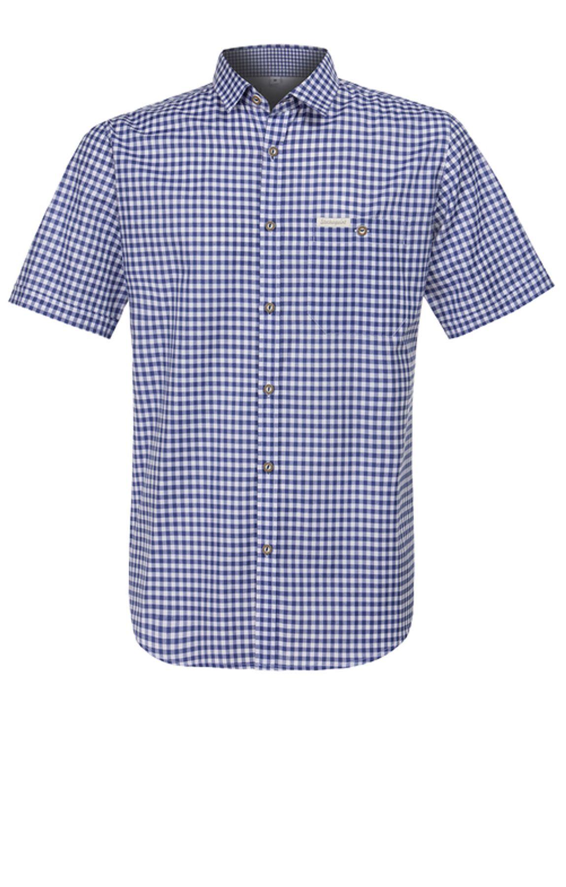 Stockerpoint - Herren kurzarm Trachtenhemd in verschiedenen Farben, Renko3 – Bild 12
