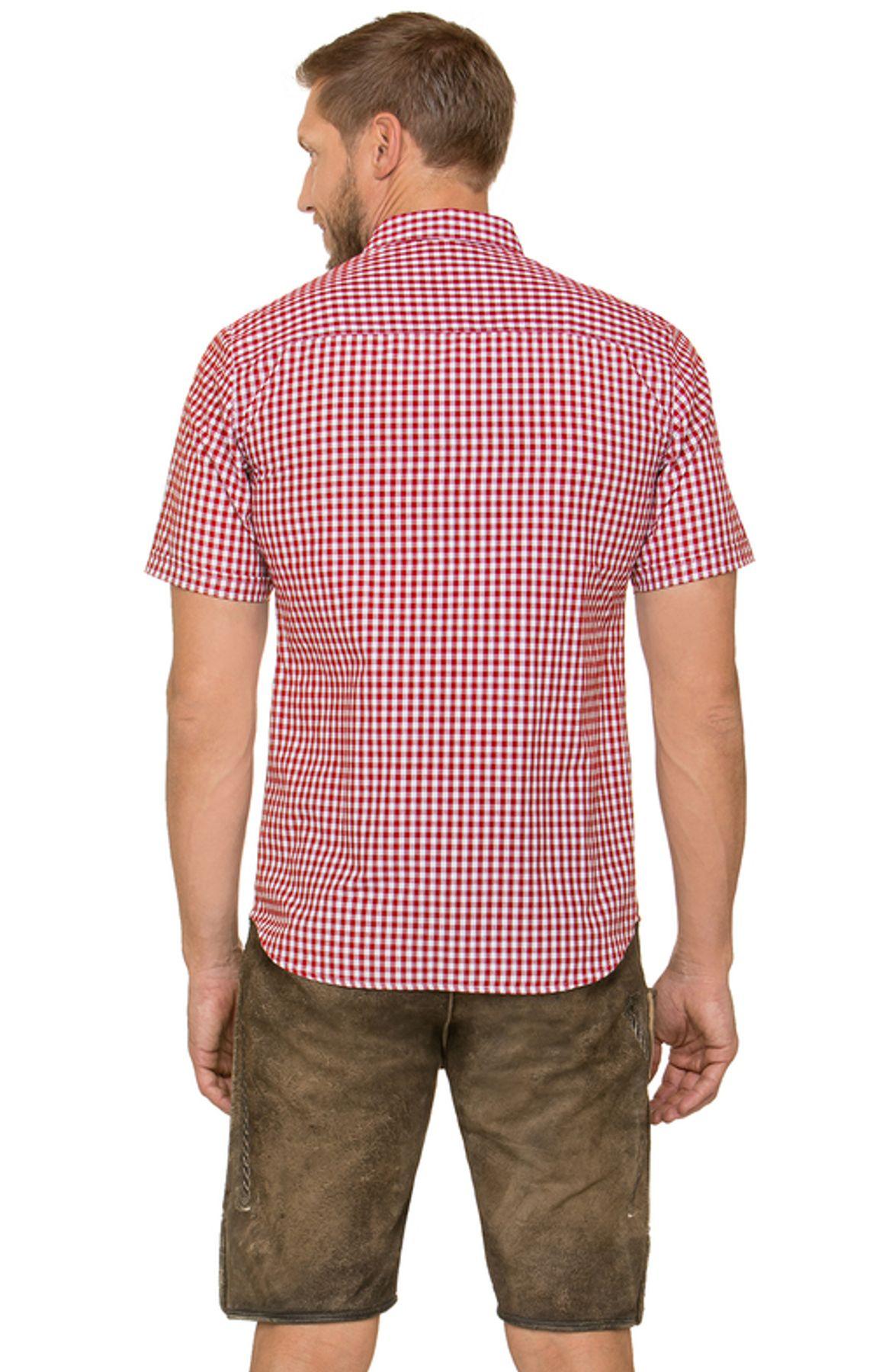 Stockerpoint - Herren kurzarm Trachtenhemd in verschiedenen Farben, Renko3 – Bild 16
