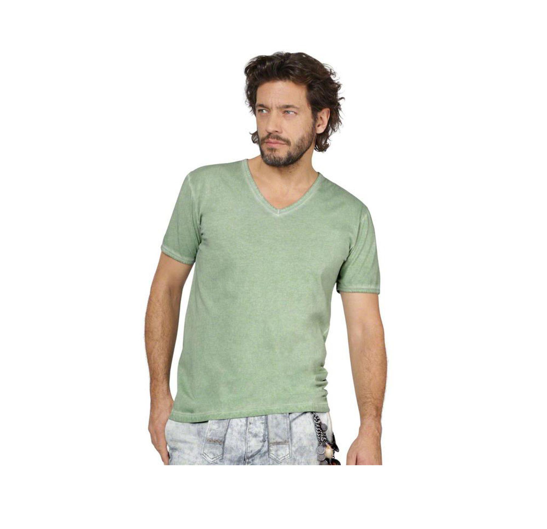 Stockerpoint - Herren Trachten T-Shirt, Falko – Bild 10